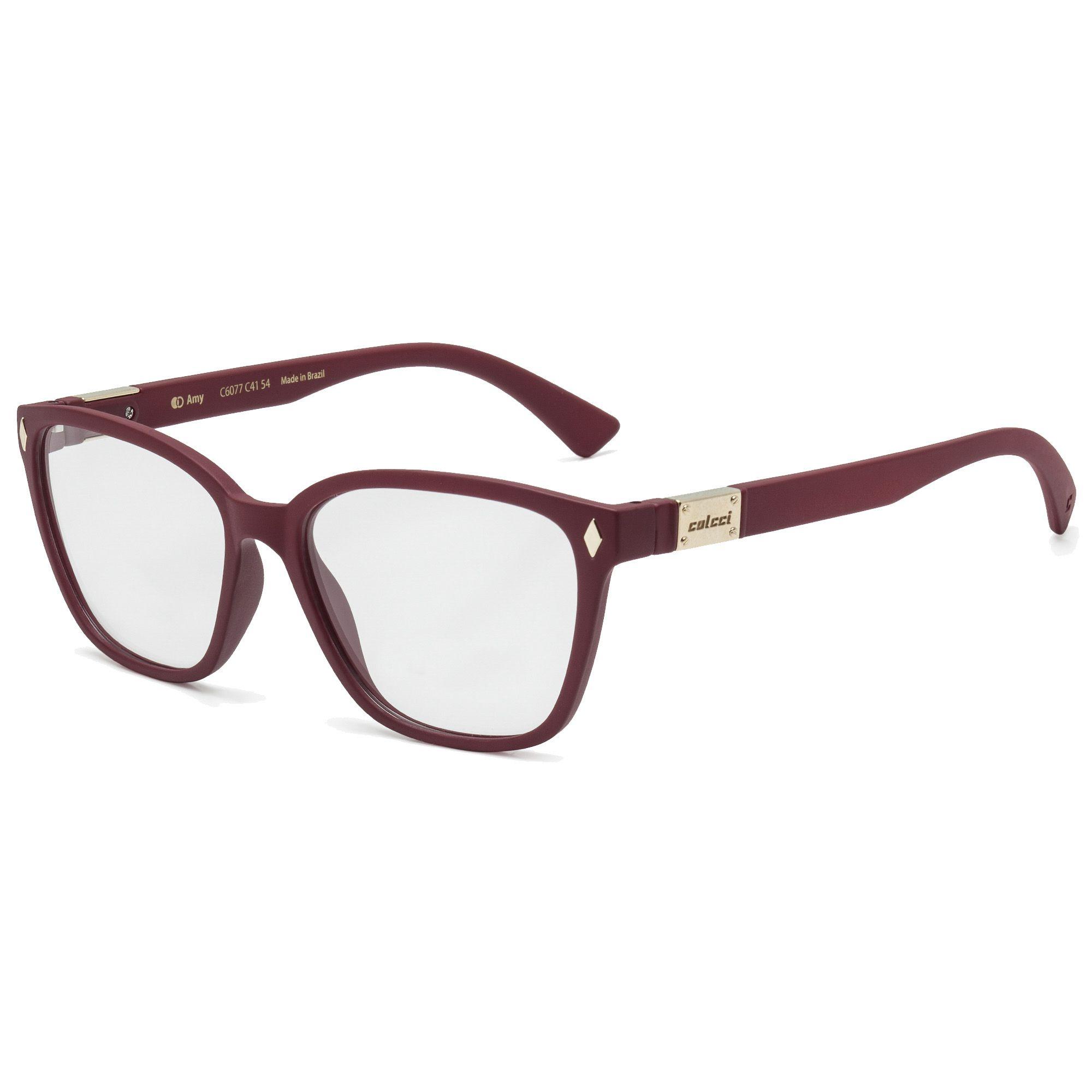Óculos de Grau Feminino Colcci Amy C6077C4154