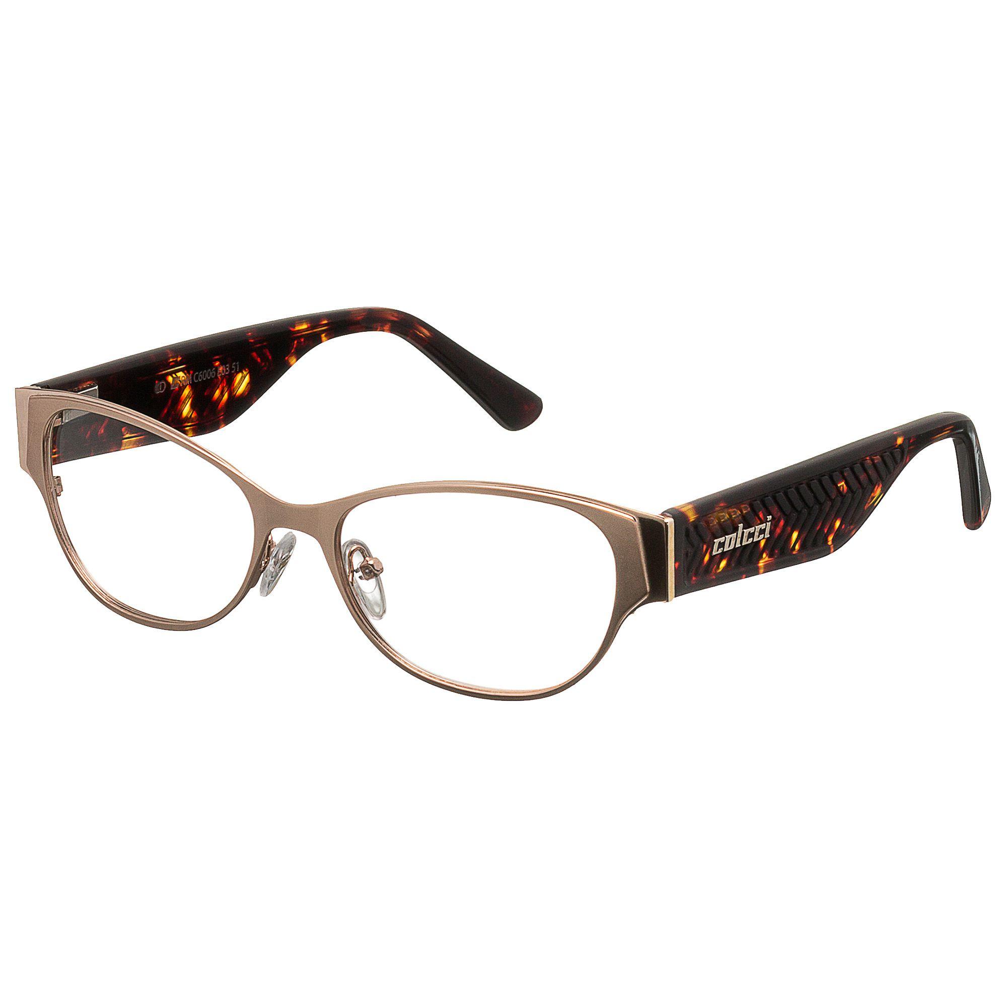 Óculos de Grau Feminino Colcci C6006E0351