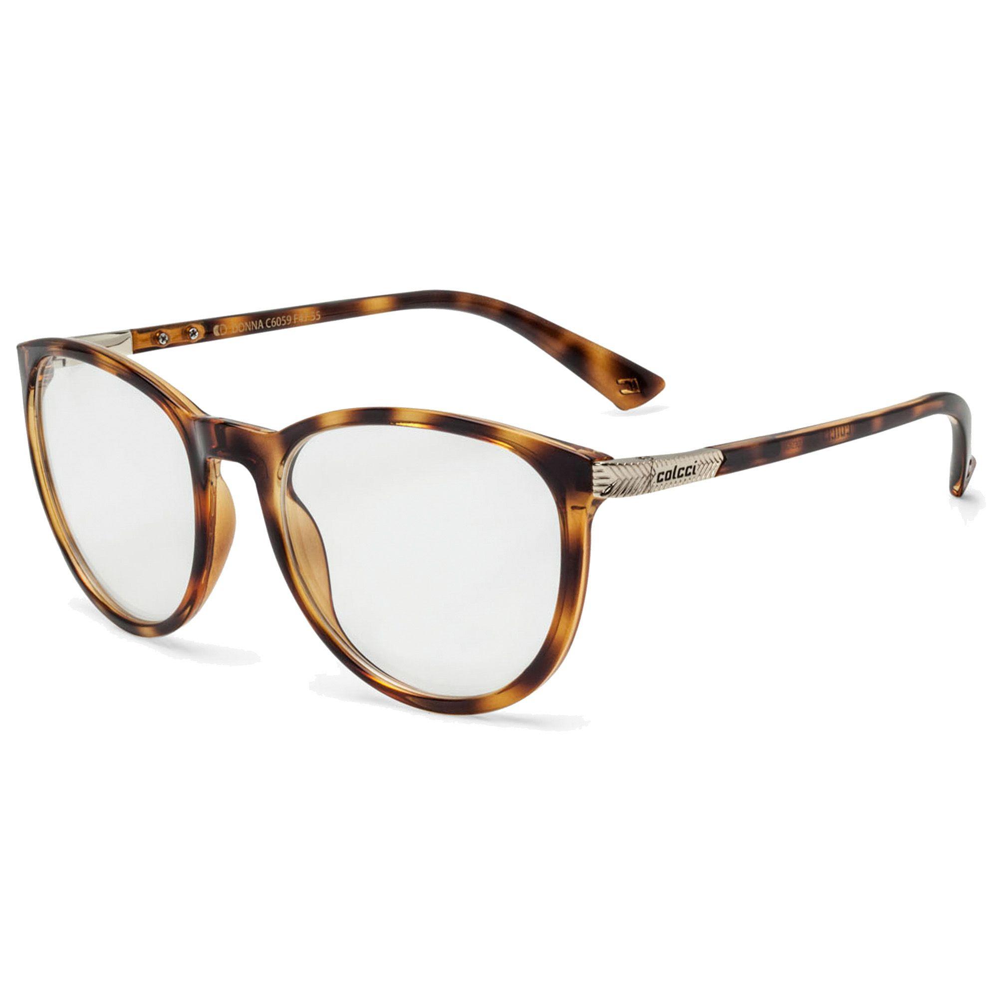 Óculos de Grau Feminino Colcci Donna C6059F4755