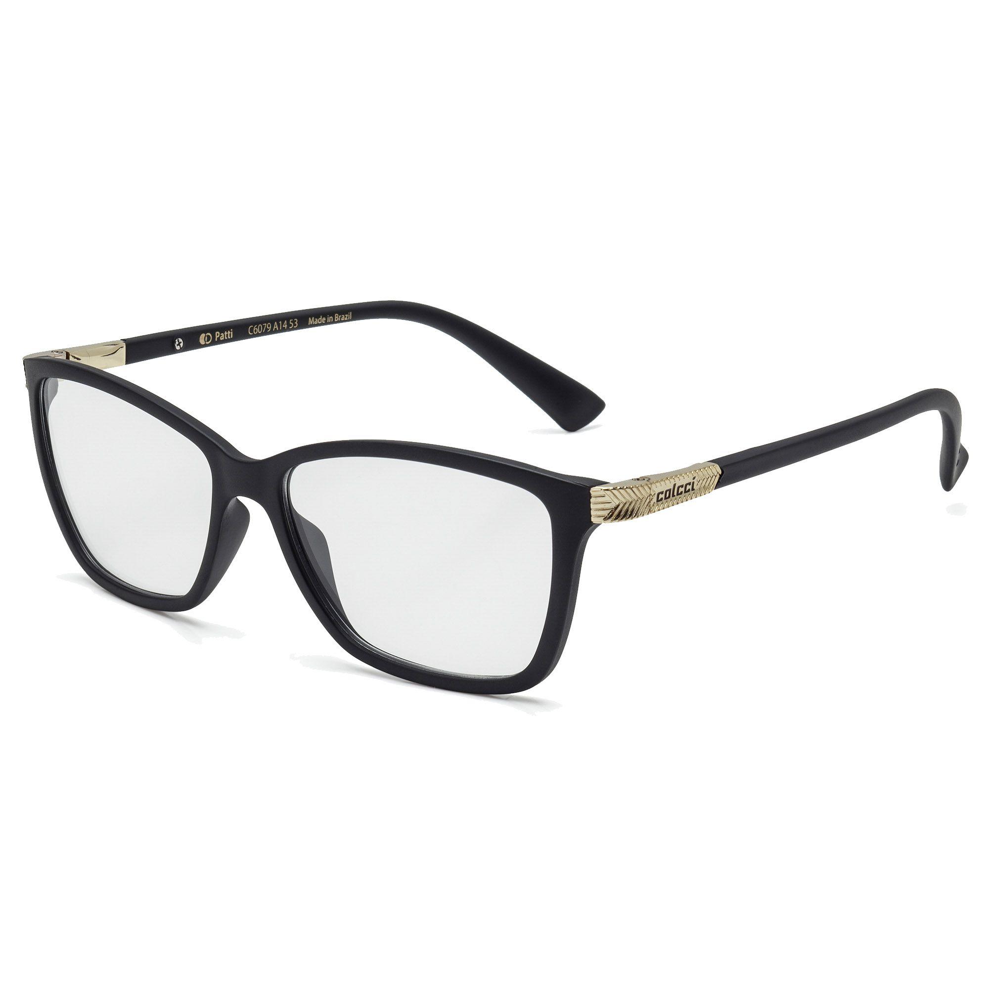 Óculos de Grau Feminino Colcci Patti C6079A1453