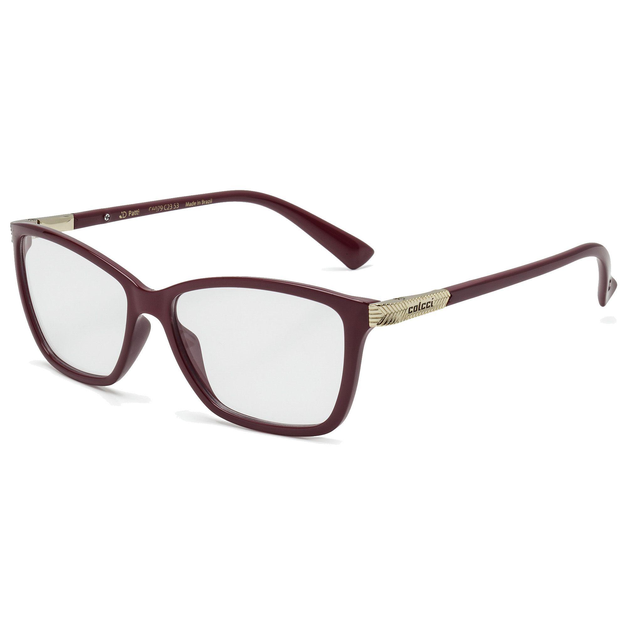 Óculos de Grau Feminino Colcci Patti C6079C2353