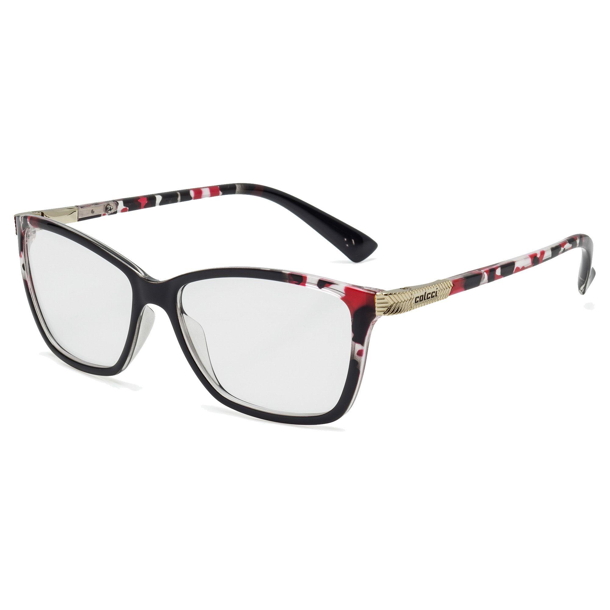Óculos de Grau Feminino Colcci Patti C6079FA253