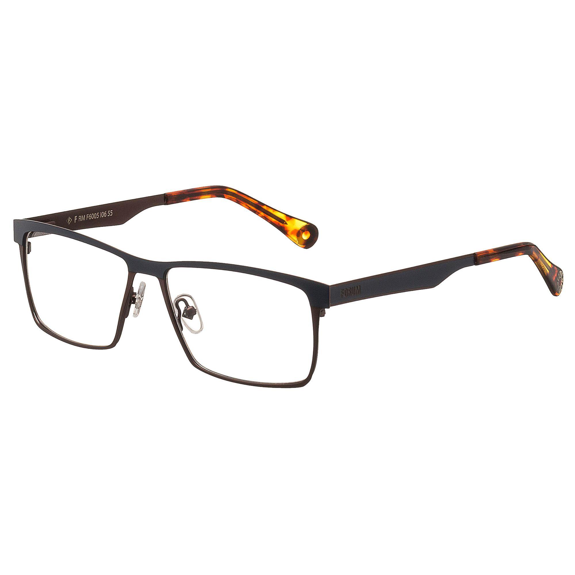 Óculos de Grau Unissex Fórum F6005I0655