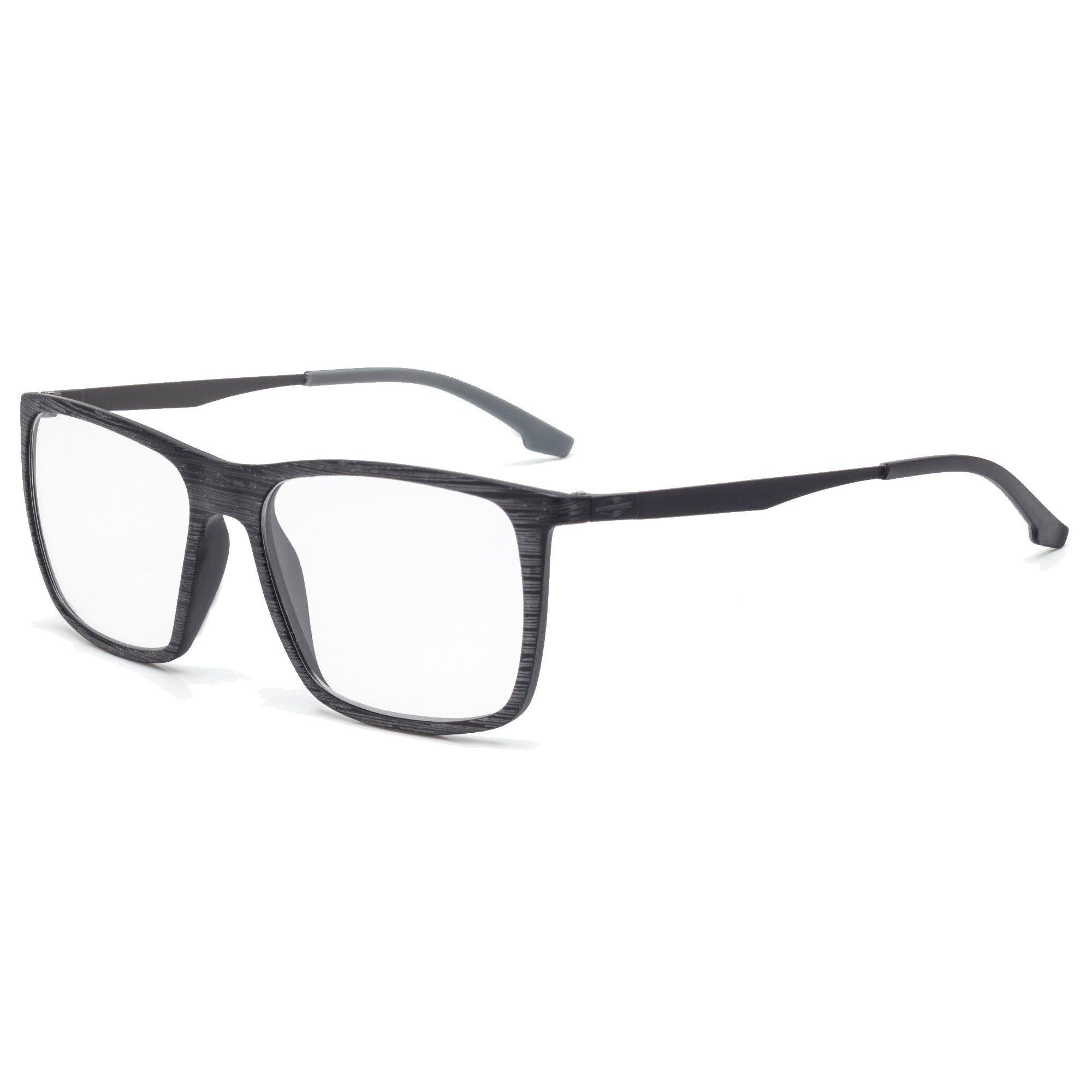 Óculos de Grau Masculino Mormaii Maha II M6055ADJ56