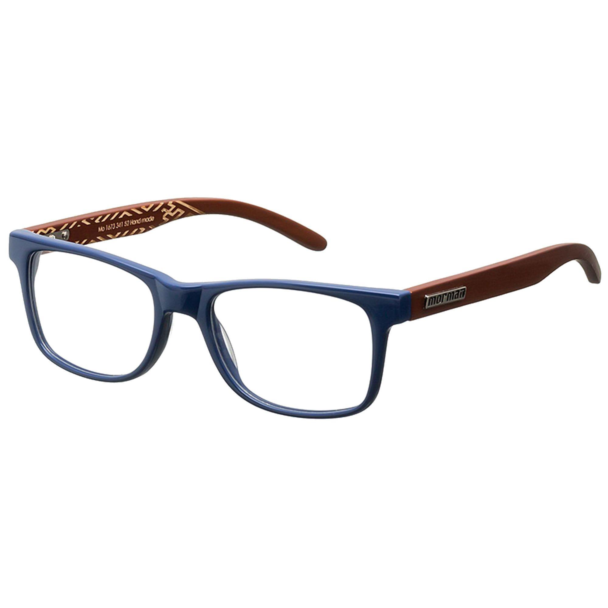 Óculos de Grau Masculino Mormaii 167334152 Bambu