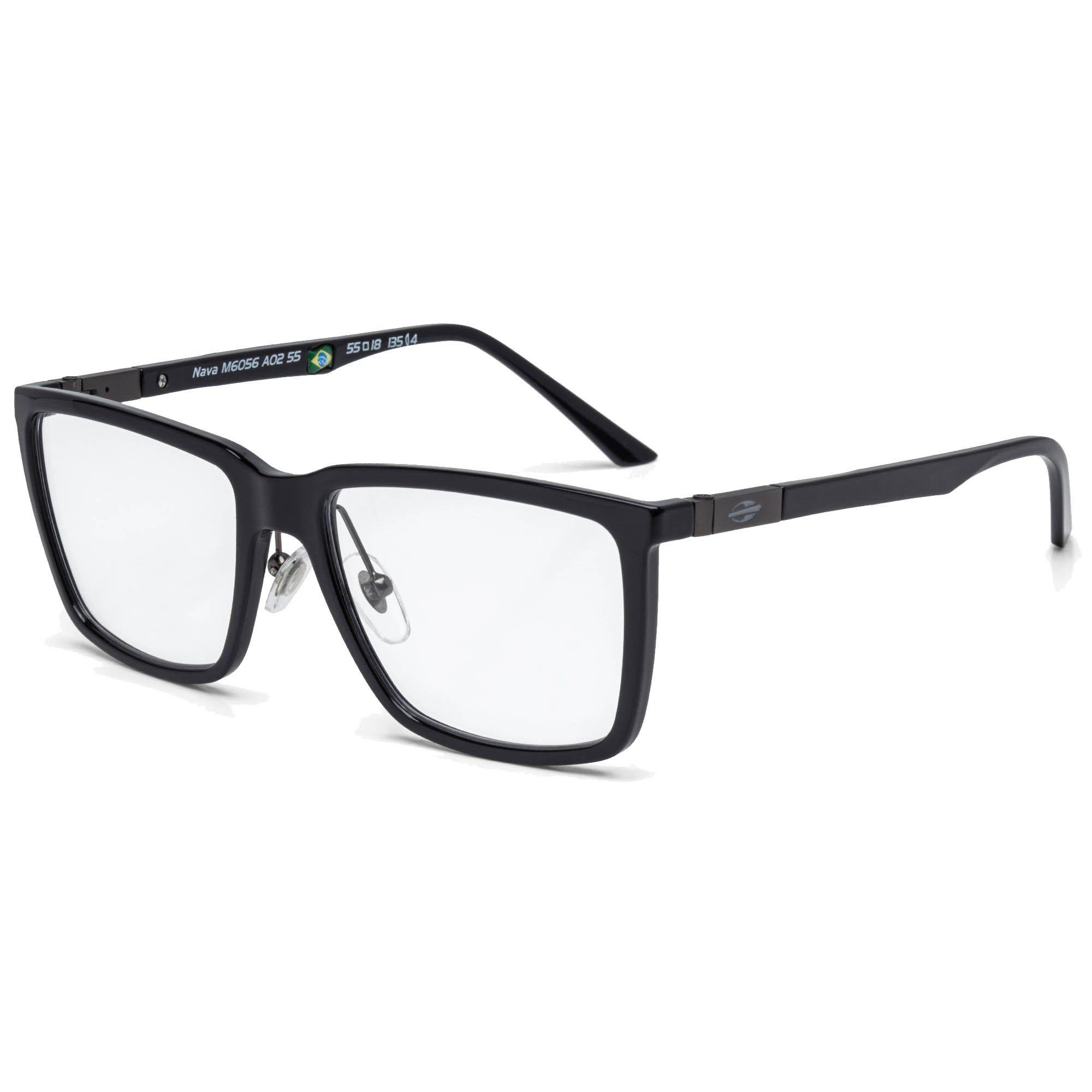 Óculos de Grau Masculino Mormaii Nava M6056A0255