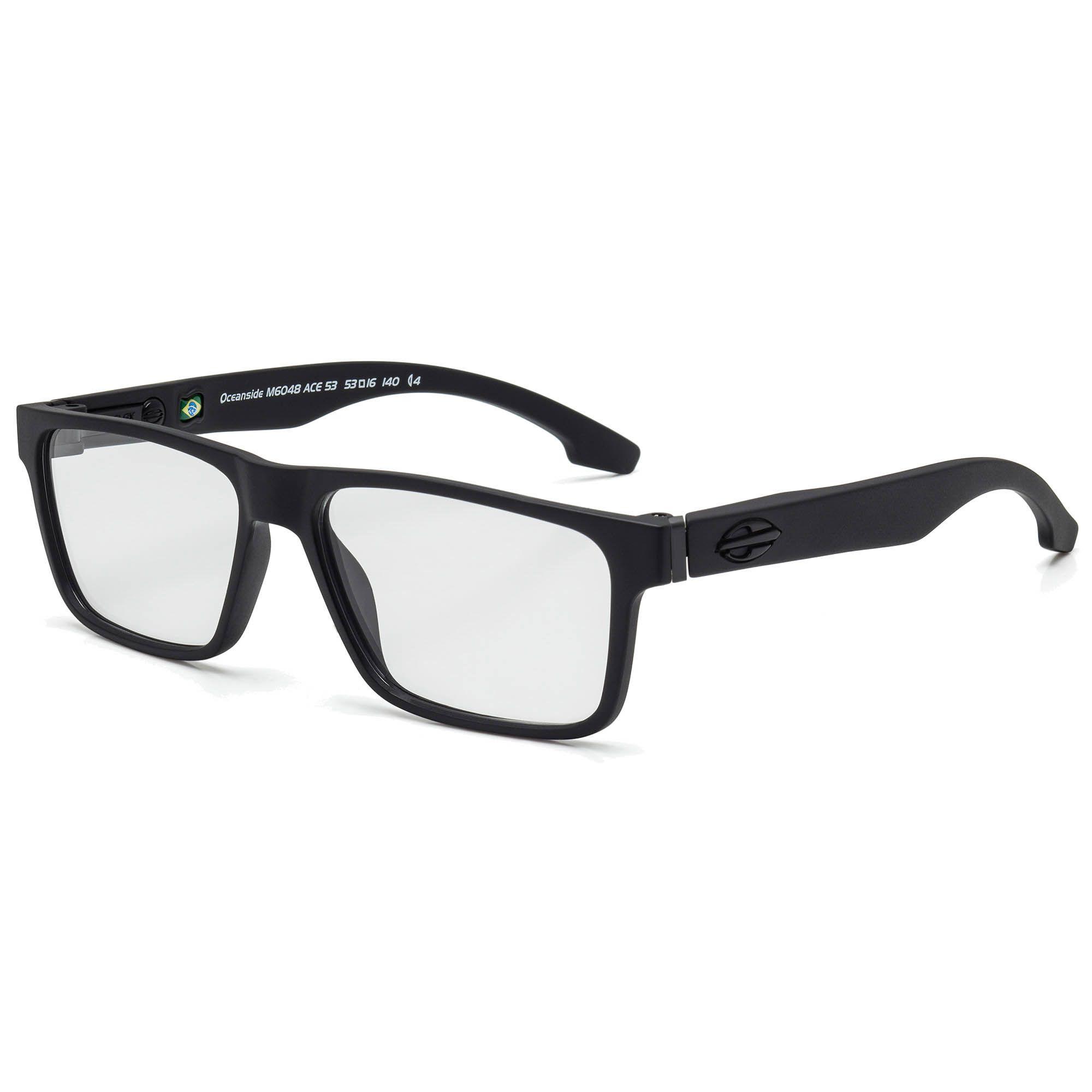 Óculos de Grau Unissex Mormaii Oceanside M6048ACE53
