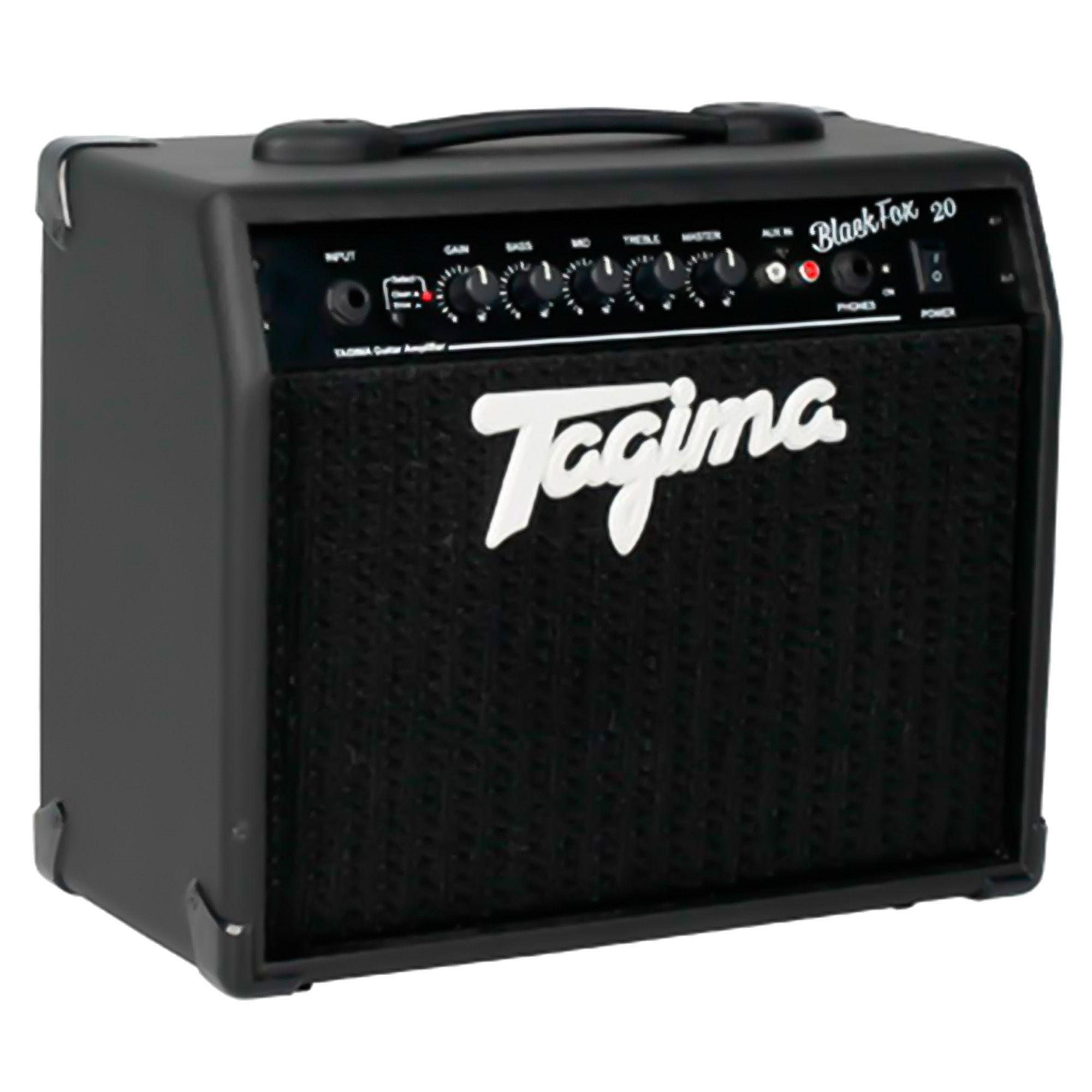 Caixa Amplificada Tagima BlackFox 20