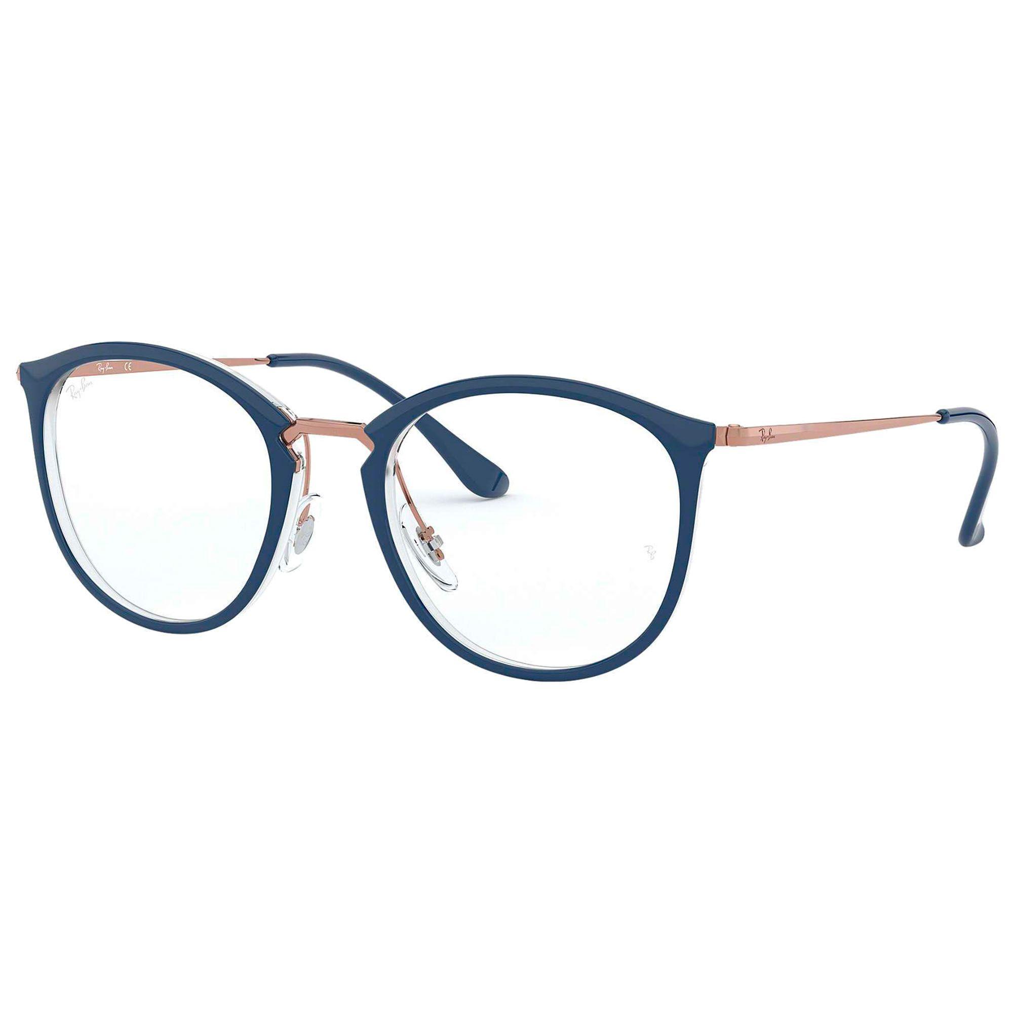 Óculos de Grau Feminino Ray-Ban RB7140 5853 51-20