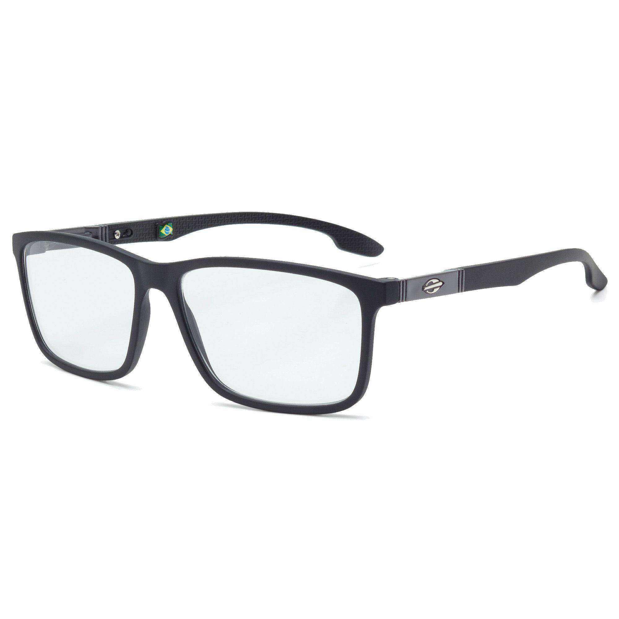Óculos de Grau Unissex Mormaii Prana M6044ABV55