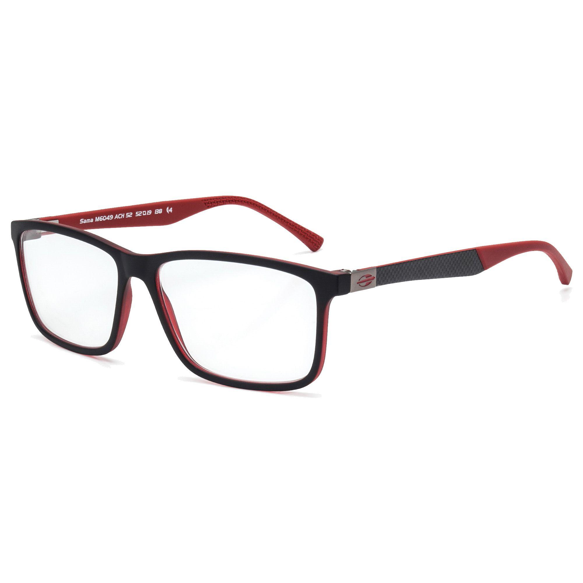 Óculos de Grau Unissex Mormaii Sama M6049ACH52