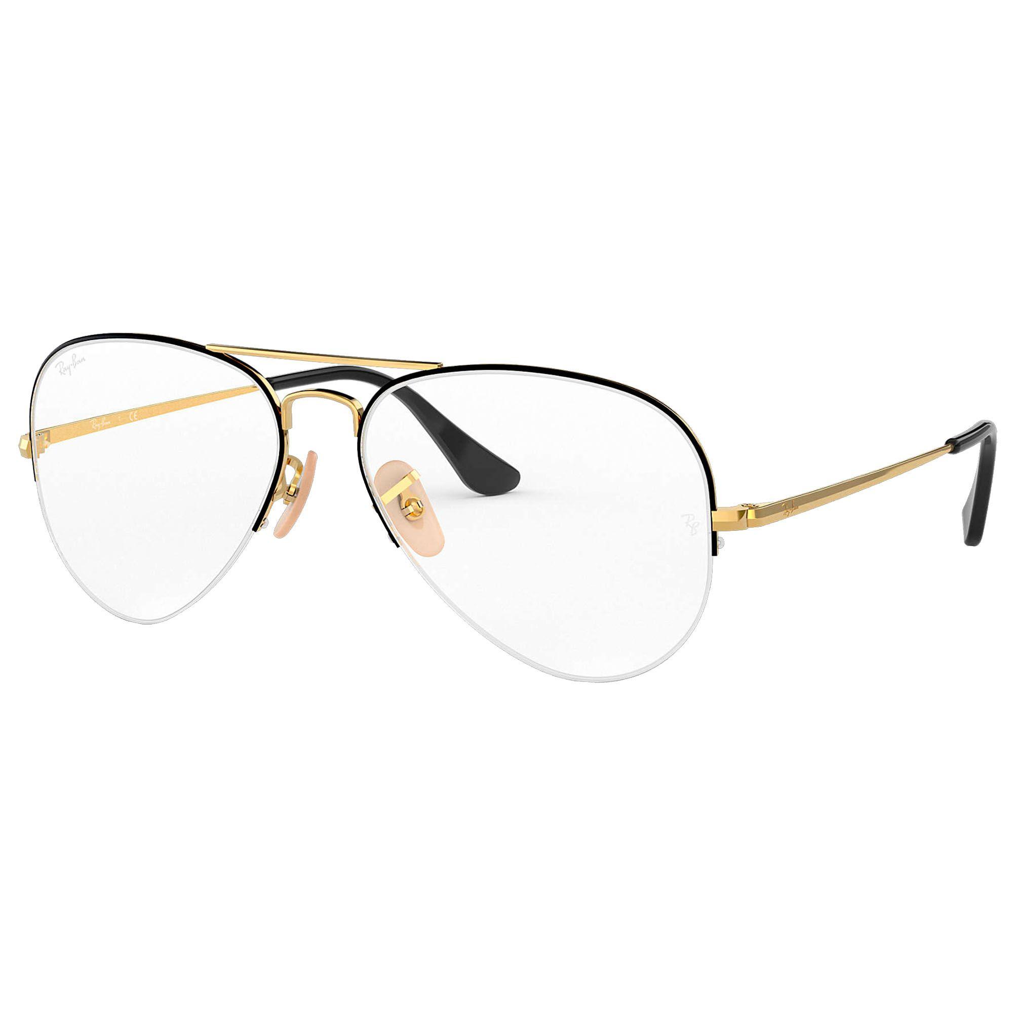 Óculos de Grau Unissex Ray-Ban Aviator Gaze RB6589 2946 59-15