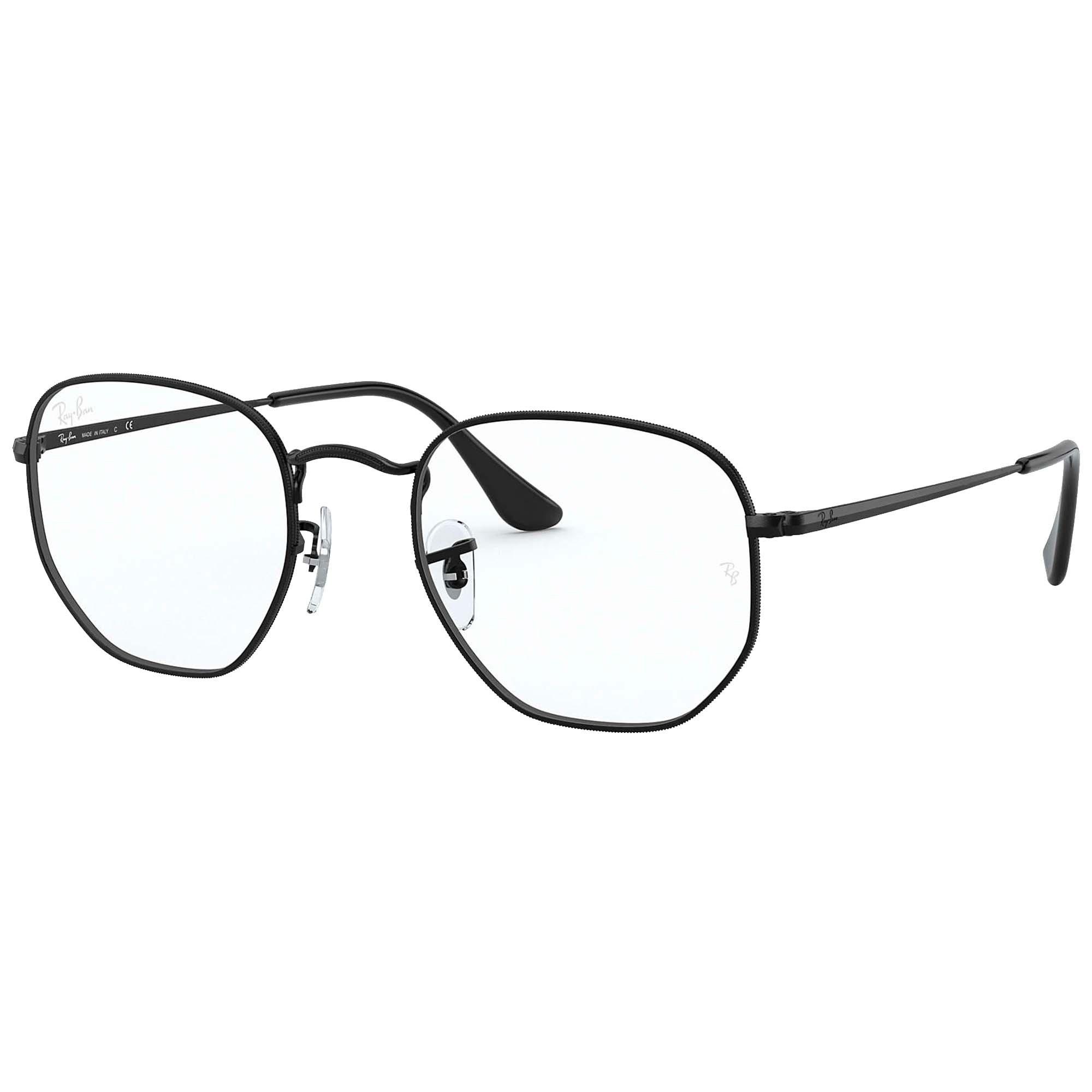 Óculos de Grau Unissex Ray-Ban Hexagonal Optics RB6448 2509 54-21