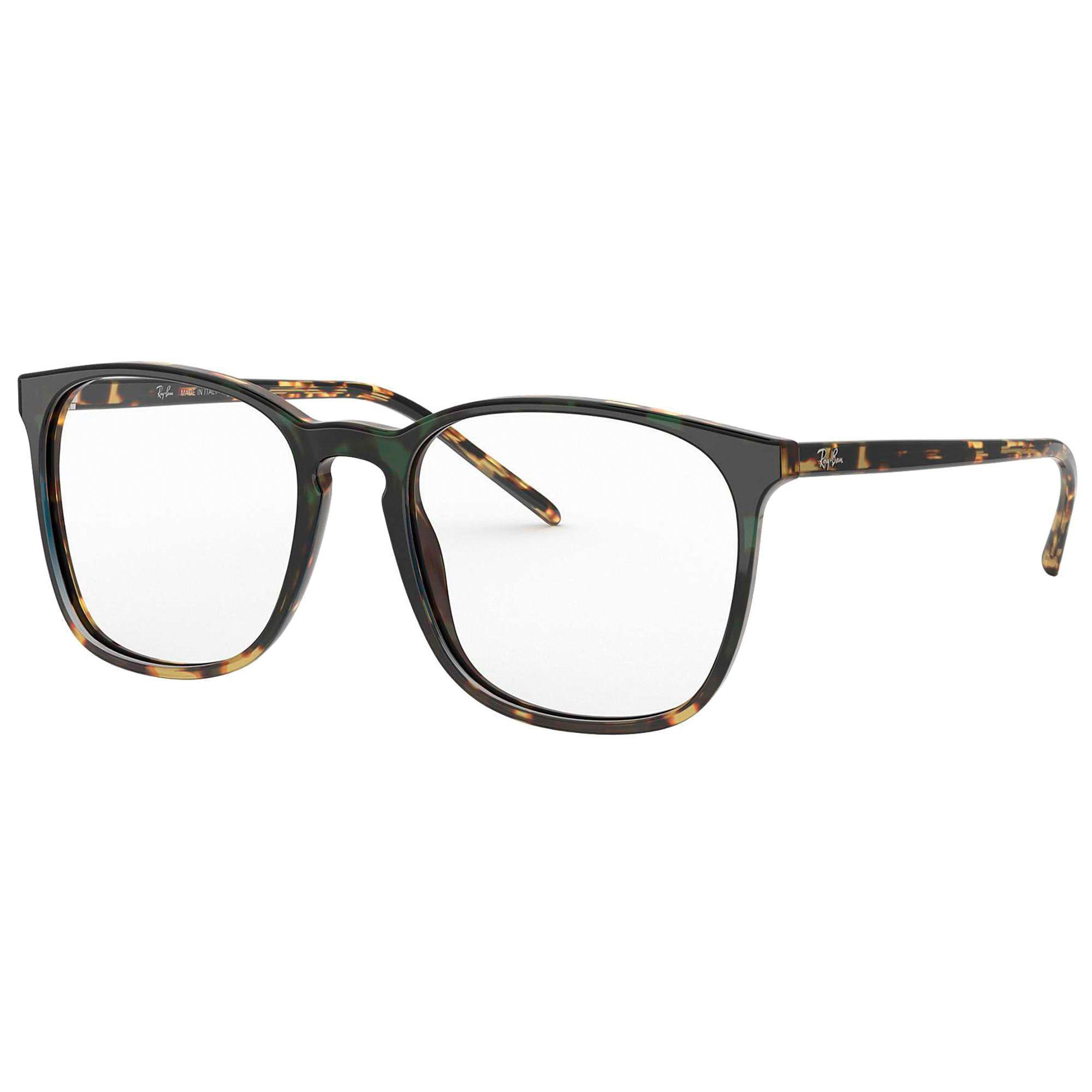 Óculos de Grau Unissex Ray-Ban RB5387 5873 52-18