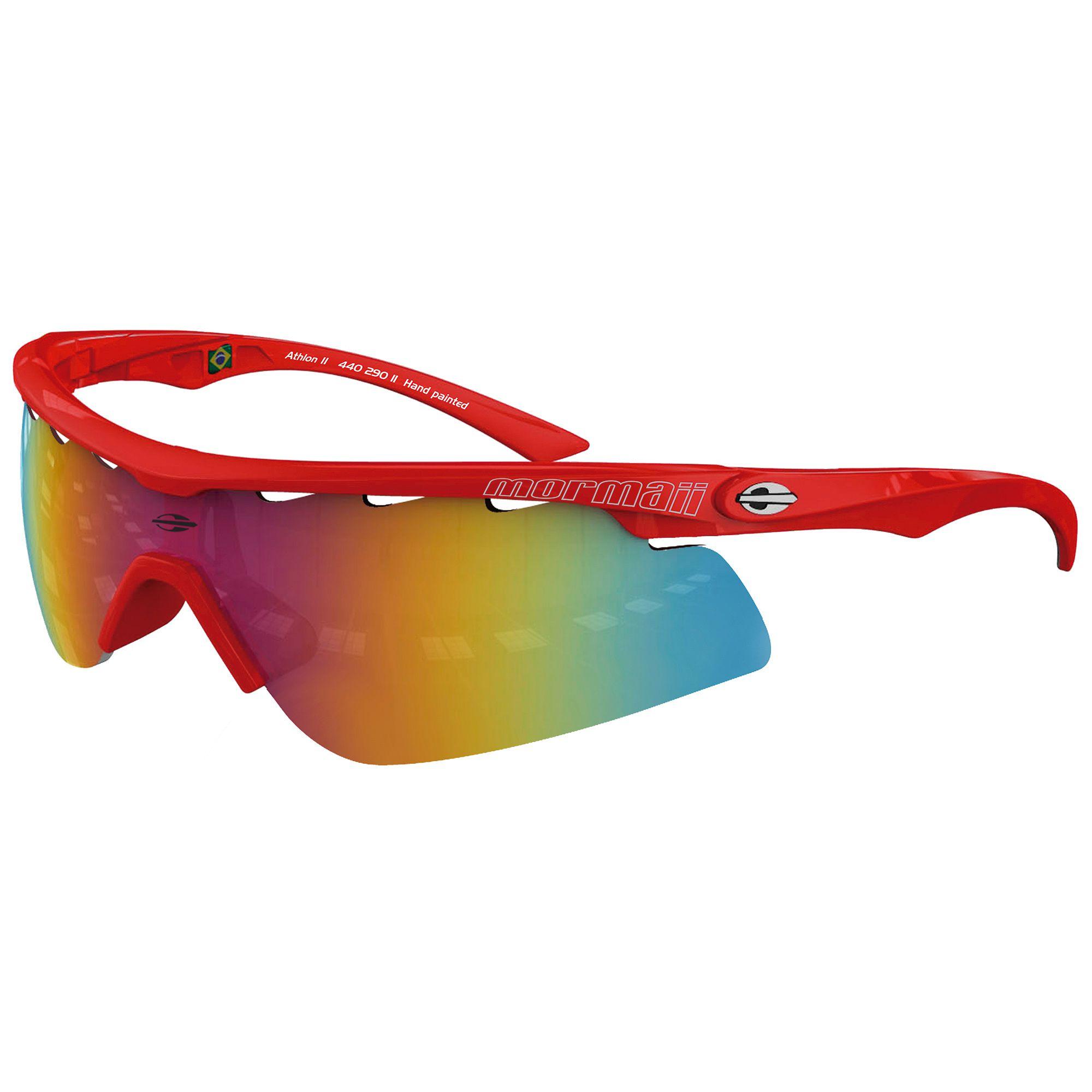 Óculos de Sol Unissex Mormaii Athlon II 44029011