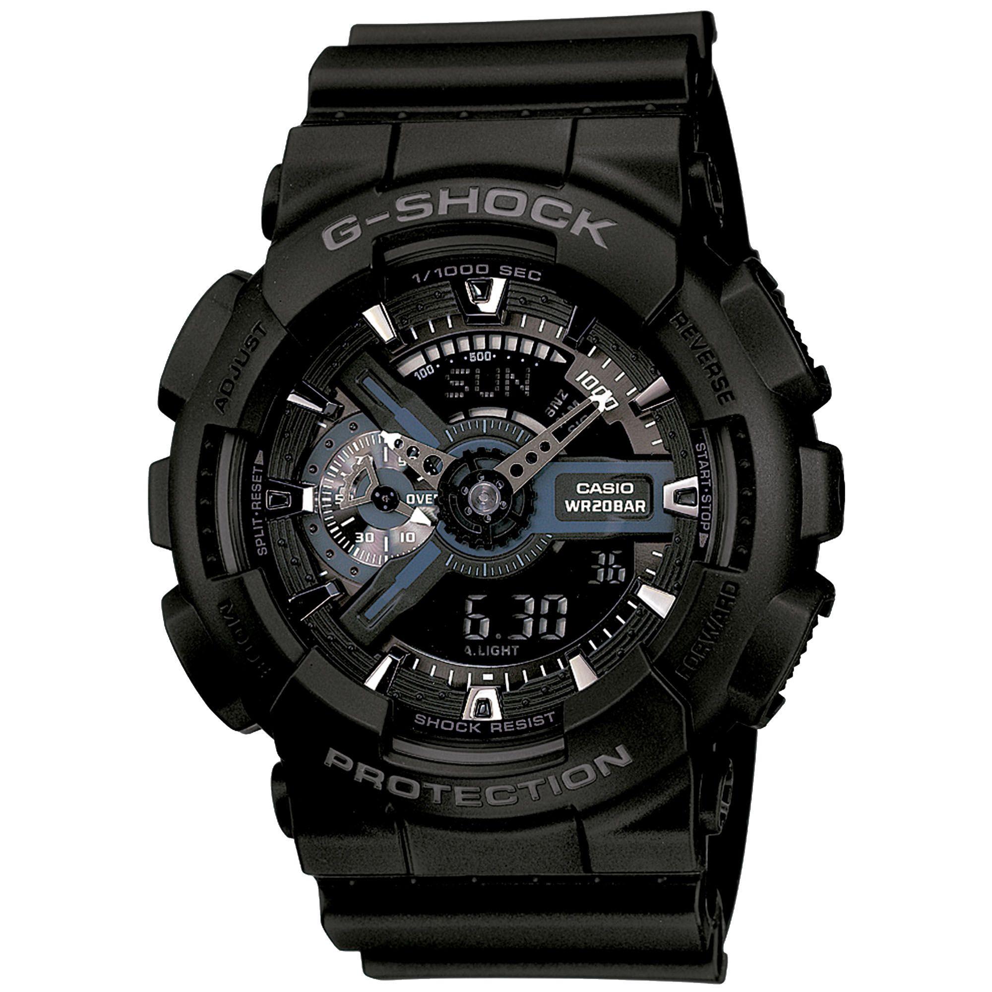 Relógio Masculino Casio G-Shock GA-110-1BDR