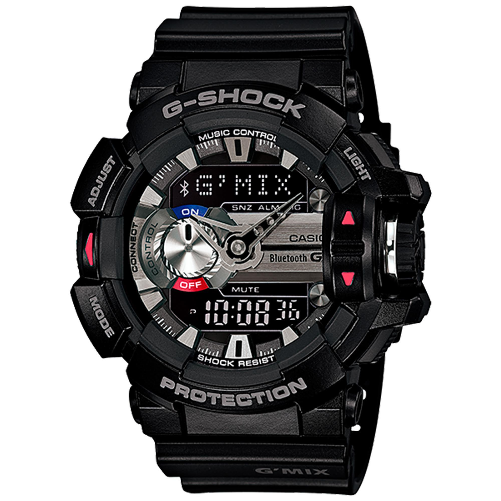 Relógio Masculino Casio G-Shock GBA-400-1ADR