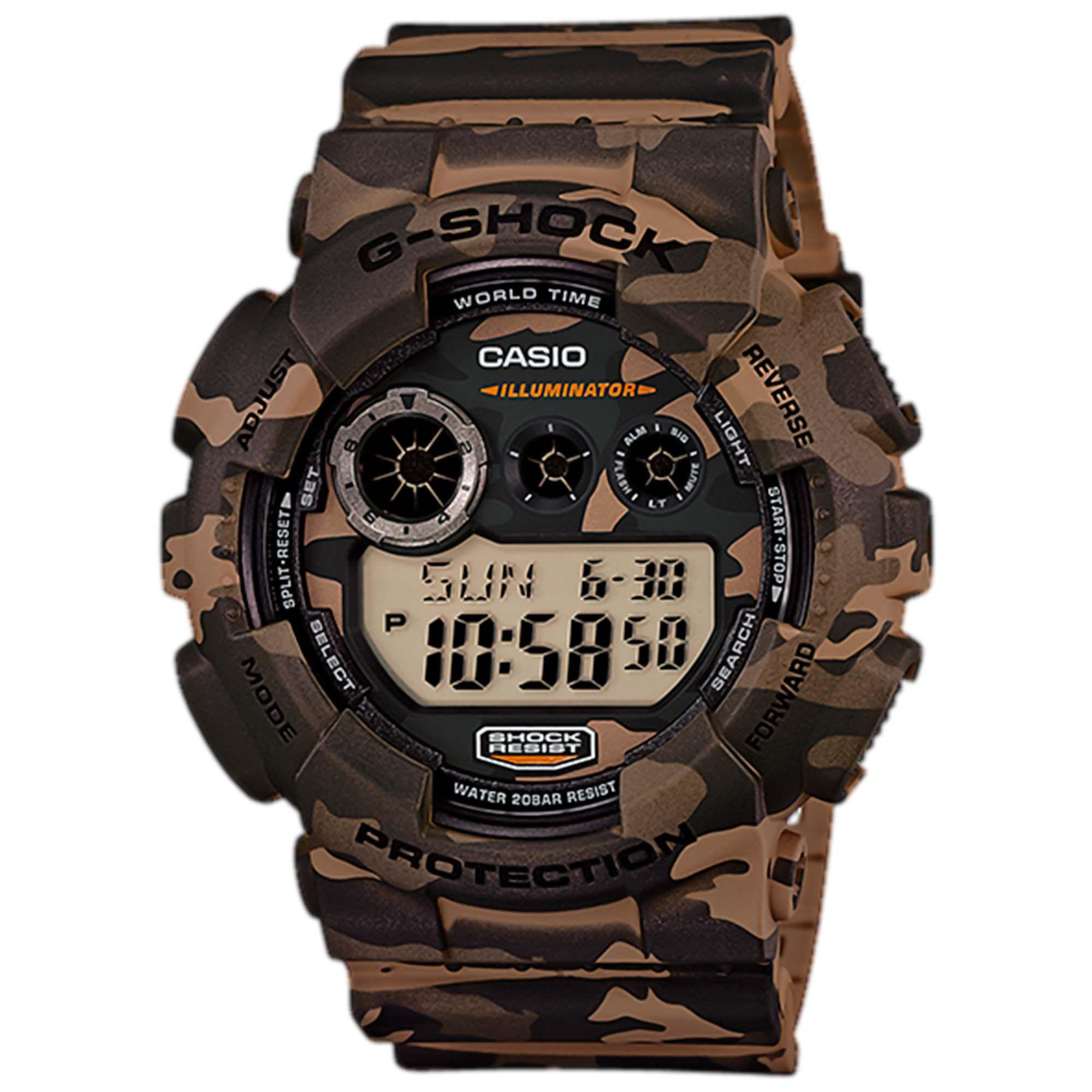 Relógio Masculino Casio G-Shock GD-120CM-5DR