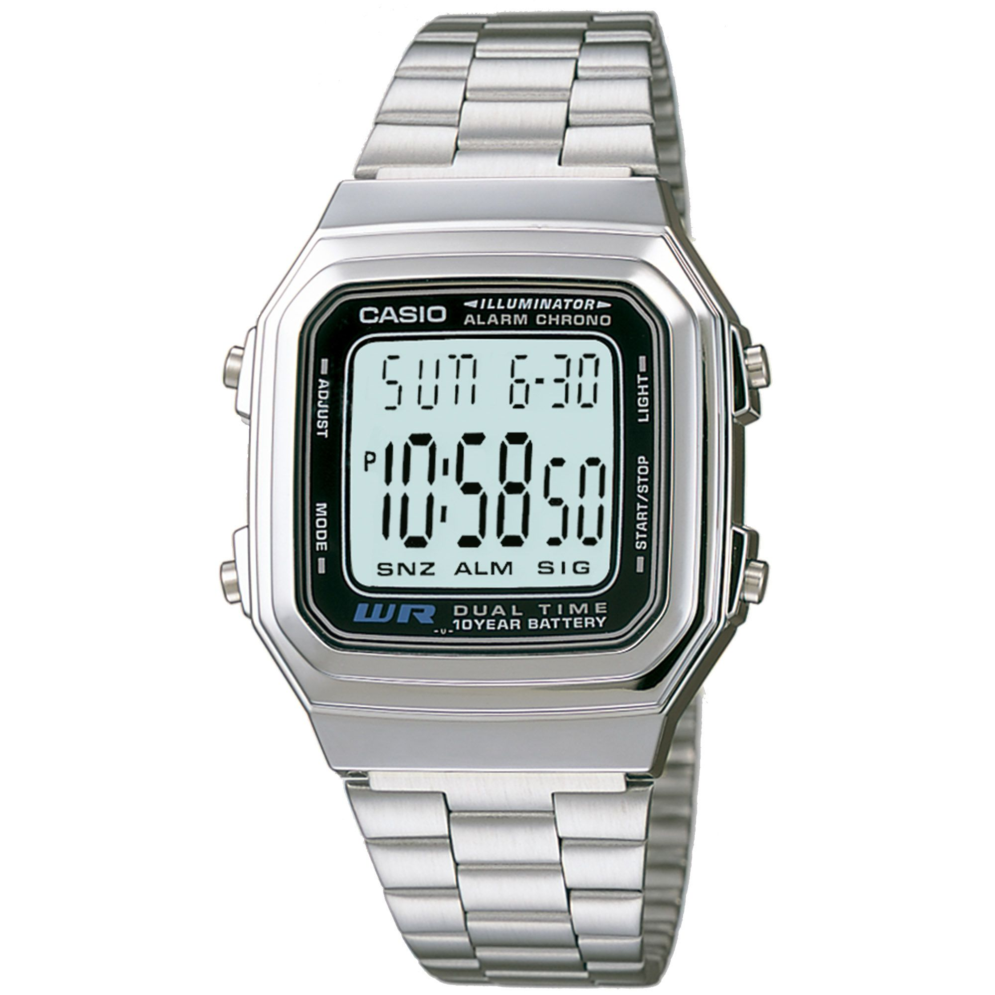 Relógio Unissex Casio Standard A178WA-1ADF