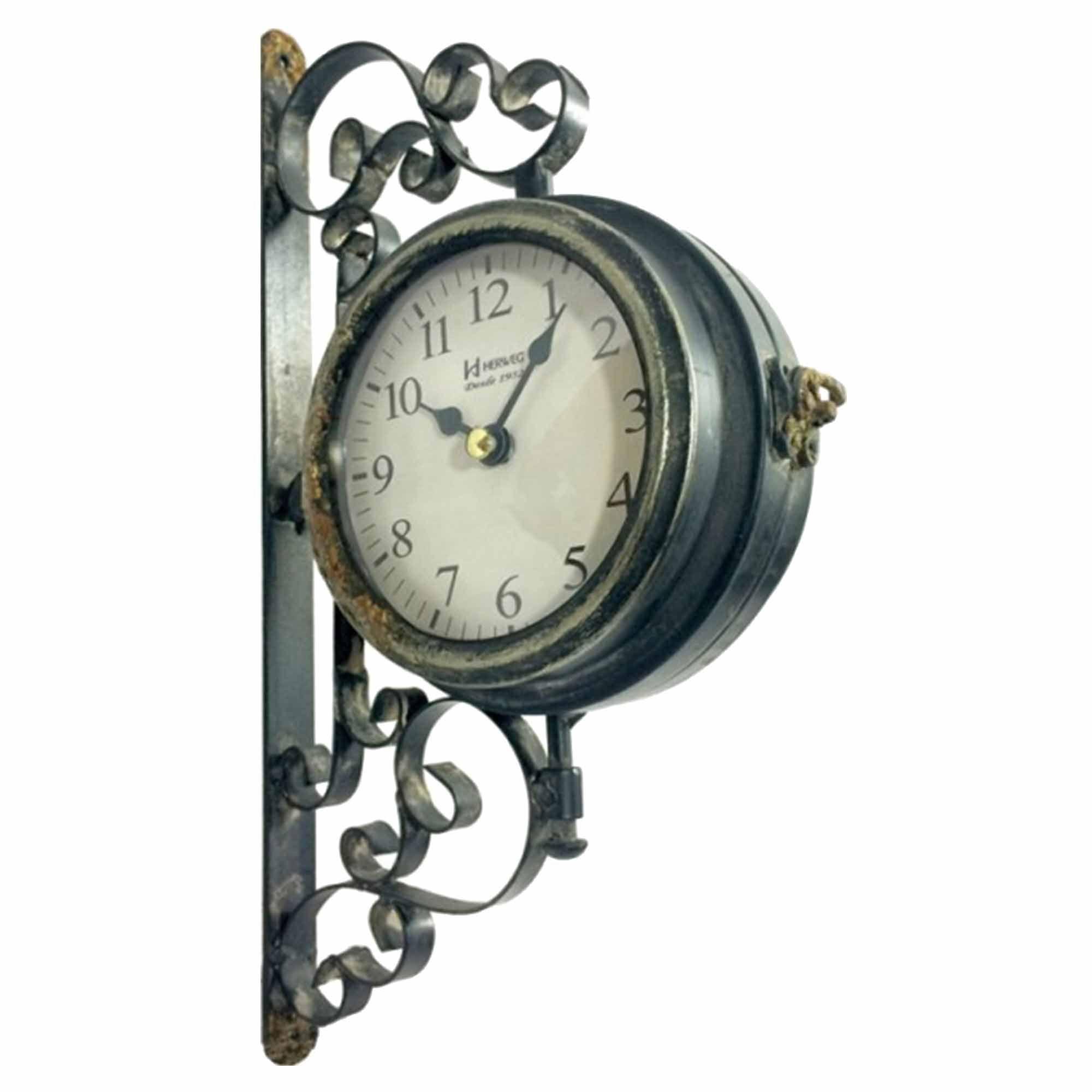 Relógio de Parede Jardim Herweg 6476 999 Natural