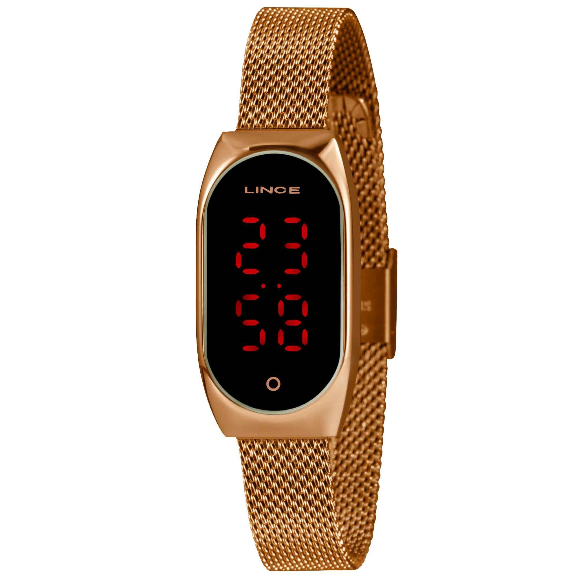 Relógio Feminino Lince LDR4641L PXRX