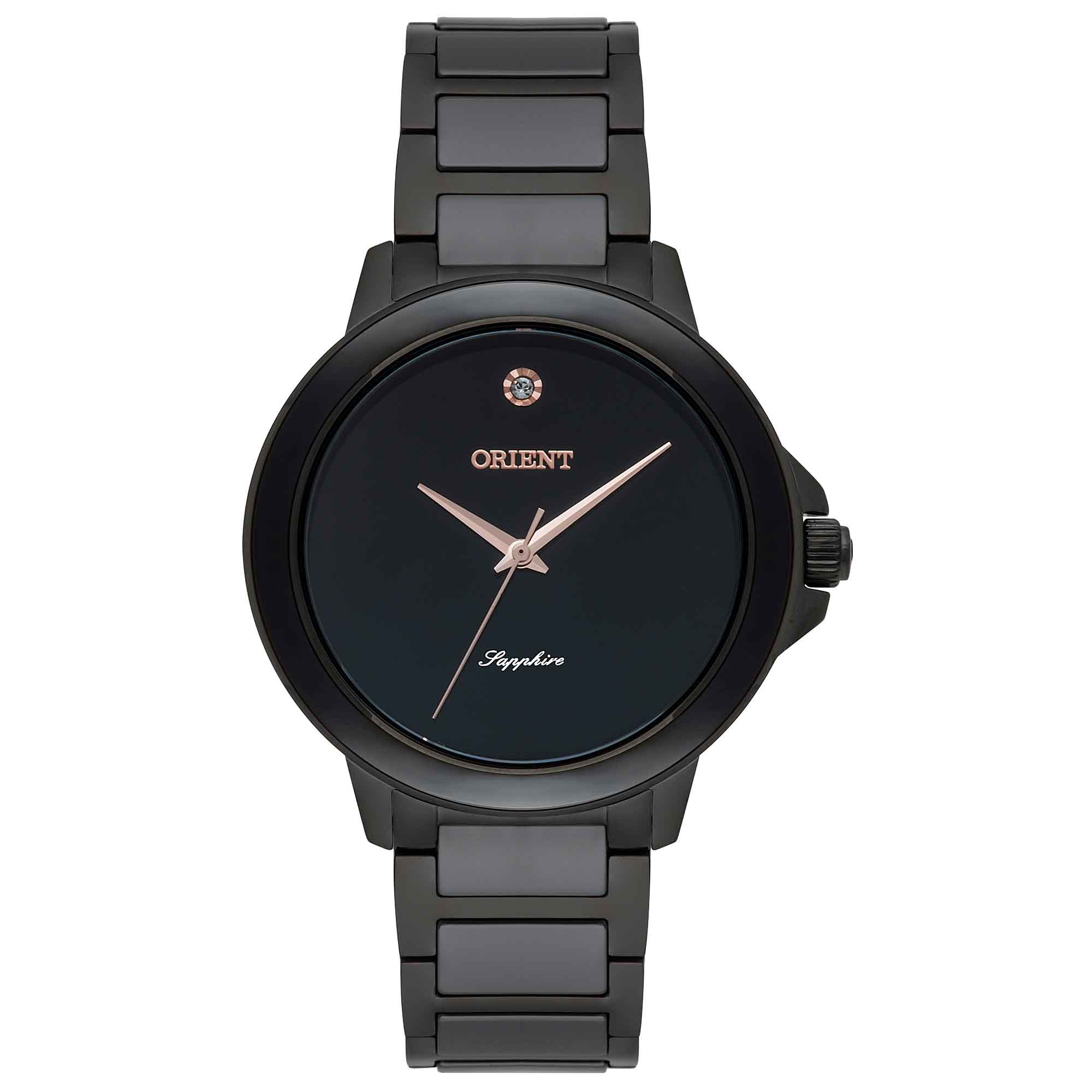 Relógio Feminino Orient FTSS0102 P1GP Cerâmica
