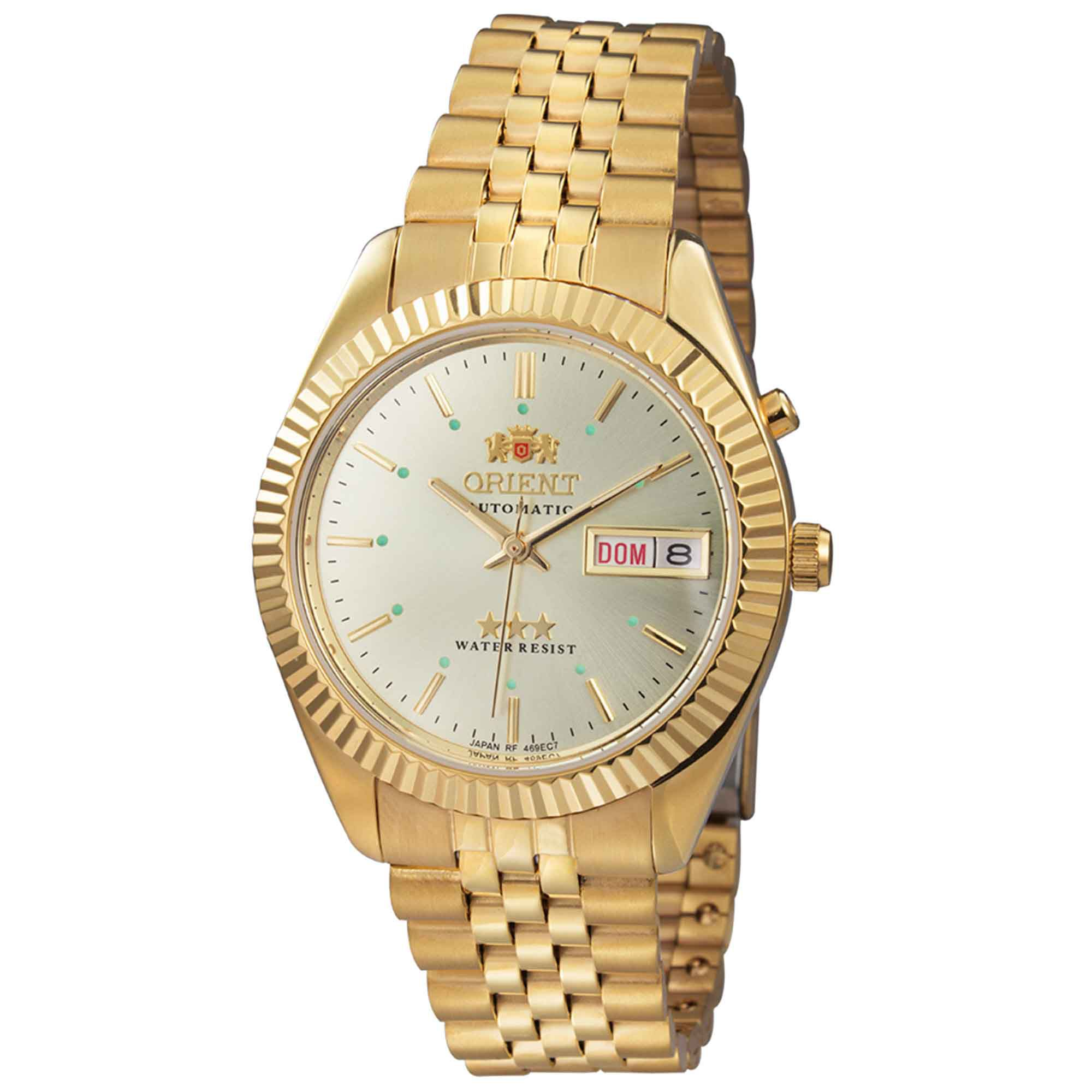 Relógio Masculino Orient 469EC7 C1KX