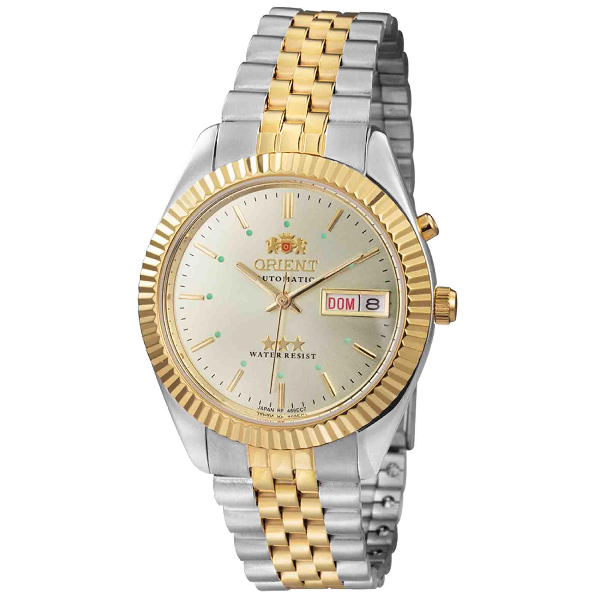 Relógio Masculino Orient 469ED1 C1KS