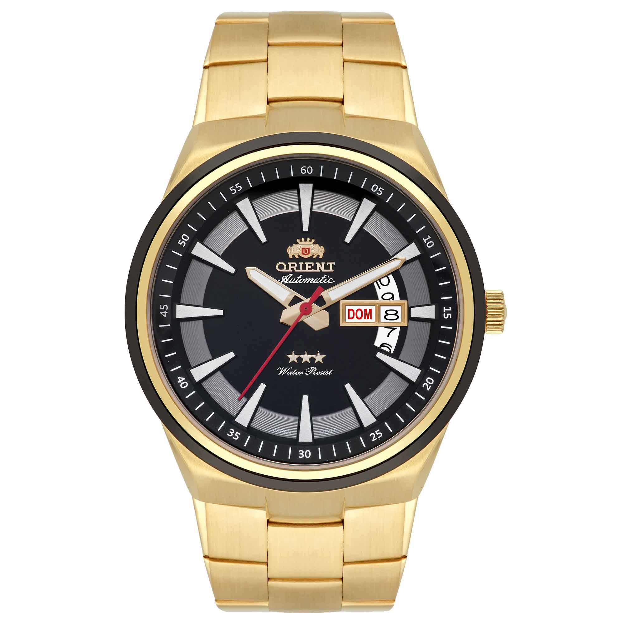 Relógio Masculino Orient 469GP081 P1KX