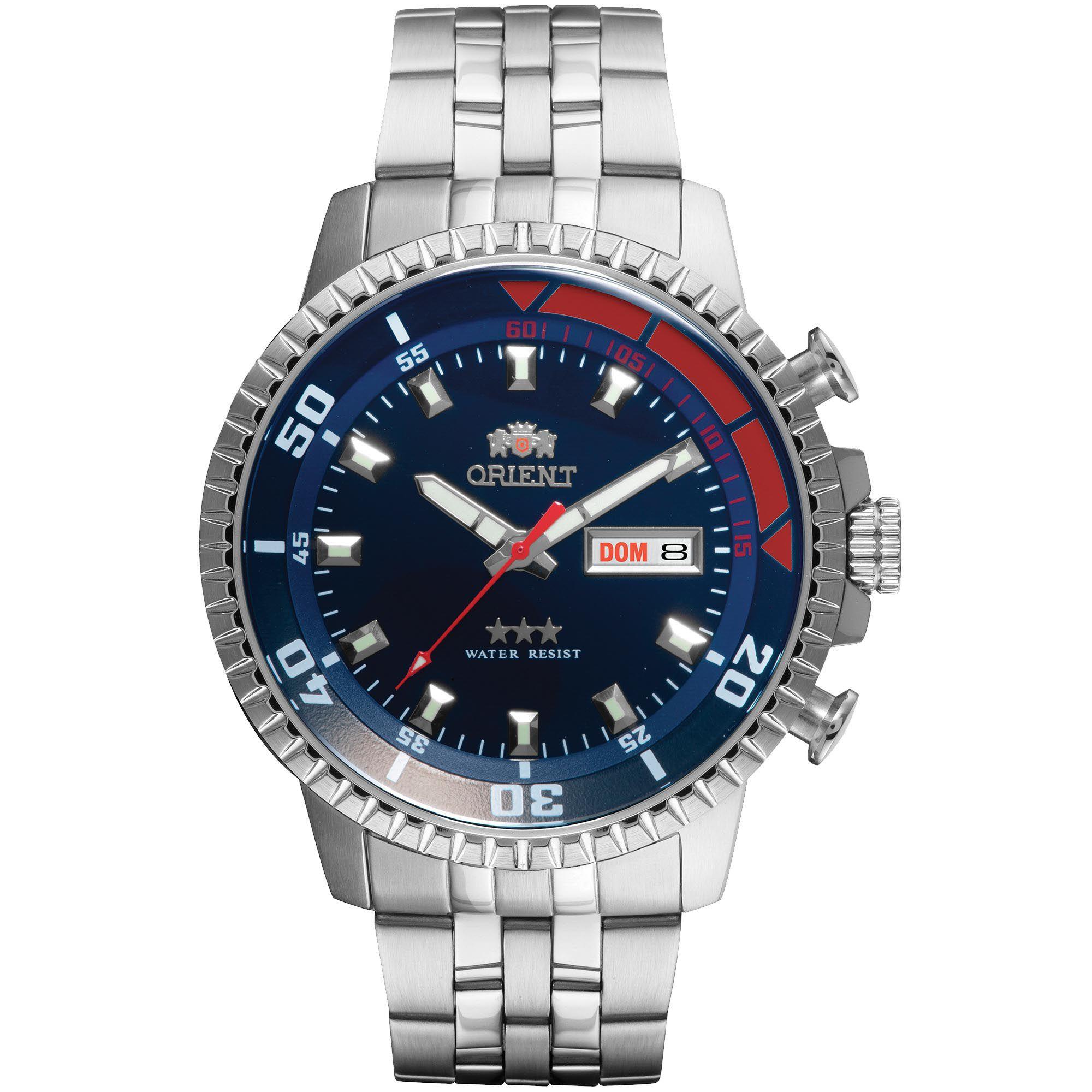 Relógio Masculino Orient 469SS058 D1SX