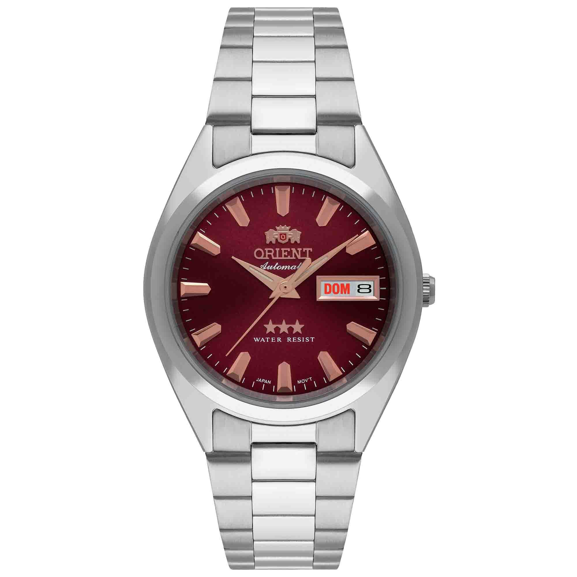 Relógio Masculino Orient 469SS084F W1SX