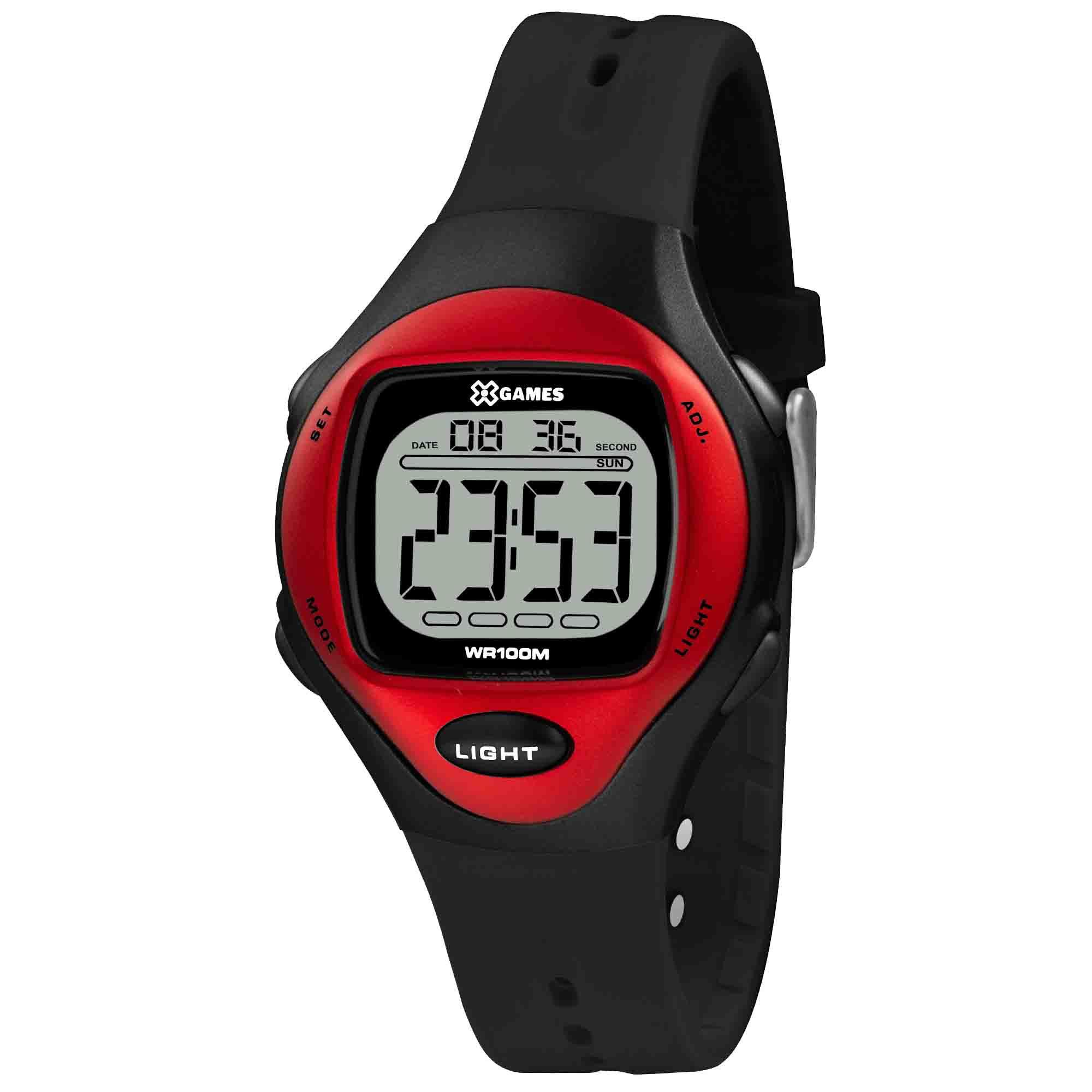 Relógio Masculino X Games XGPPD156 BXPX