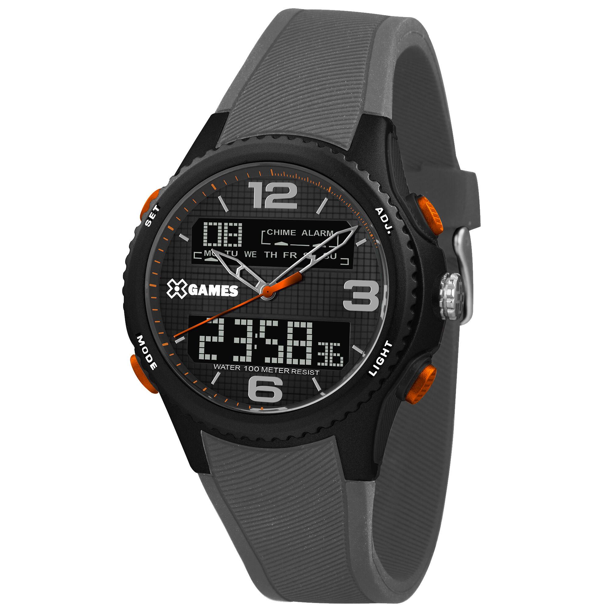 Relógio Masculino X Games XMPPA281 P2GX