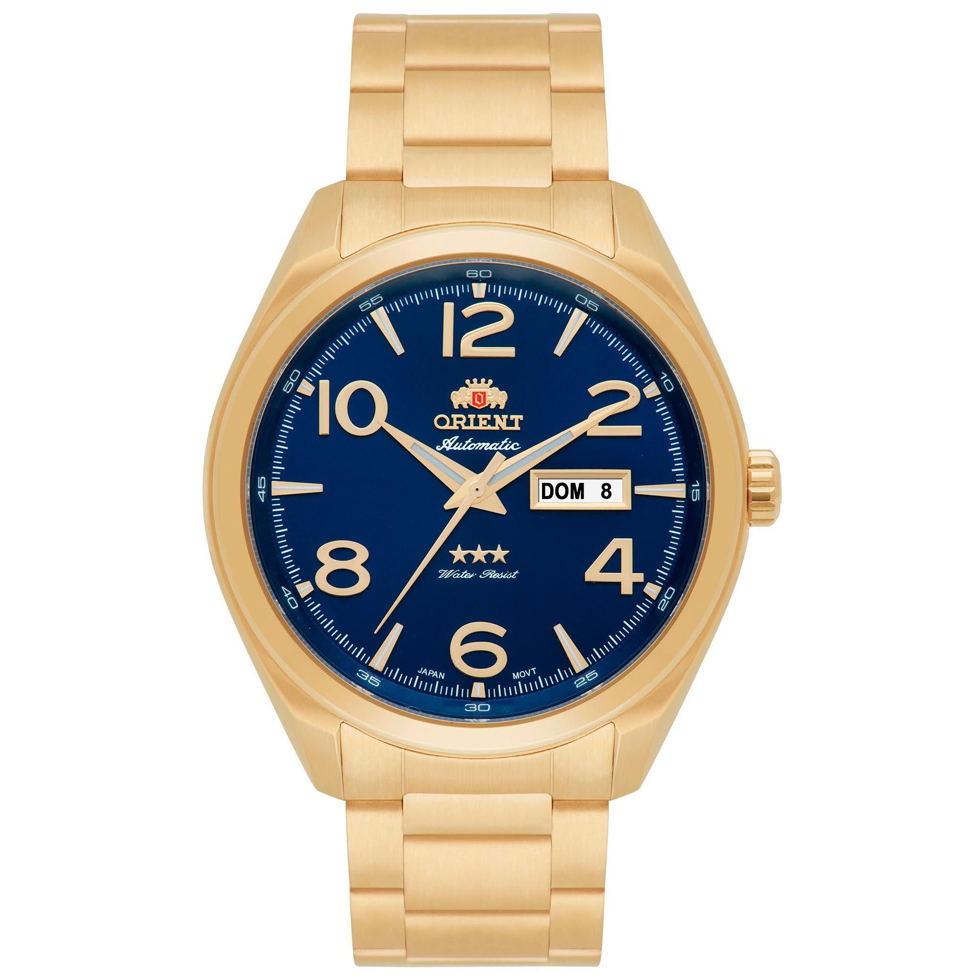 Relógio Masculino Orient 469GP062 D2KX