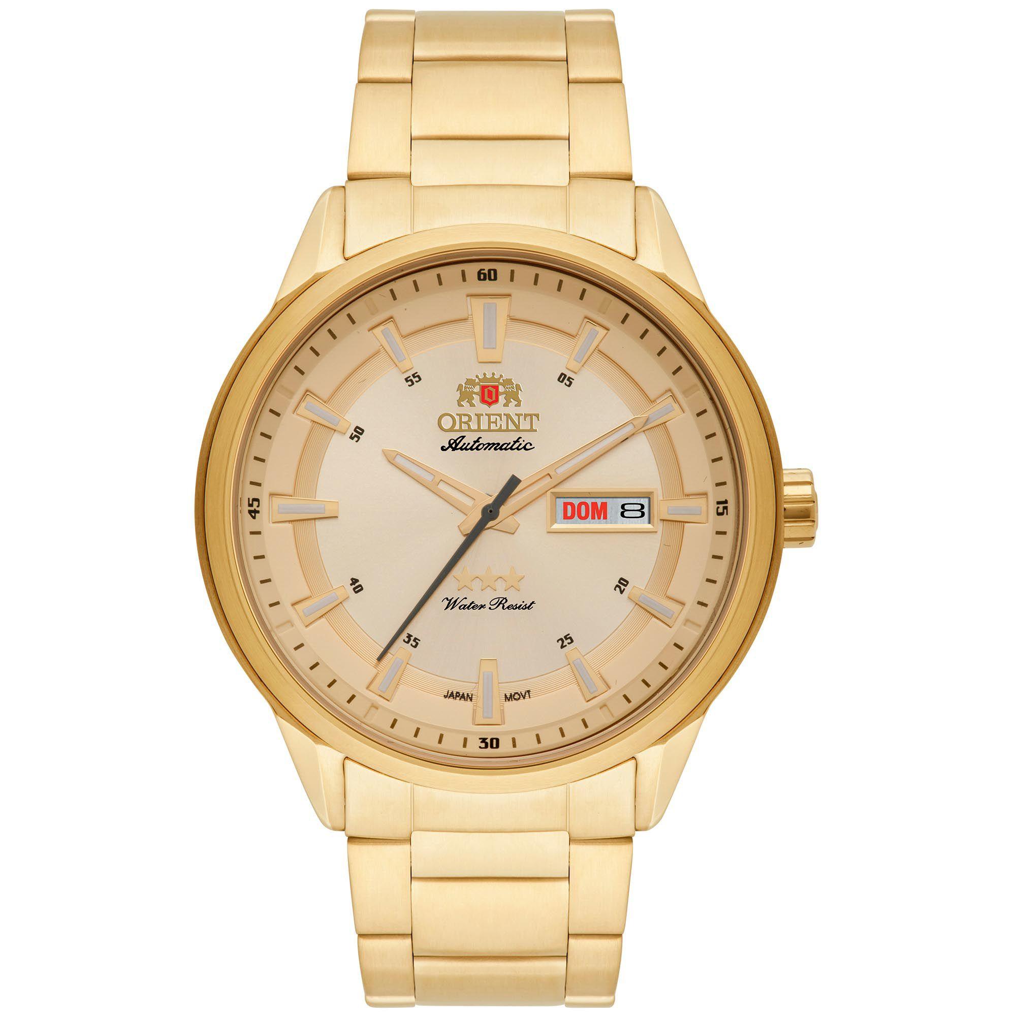 Relógio Masculino Orient 469GP065 C1KX