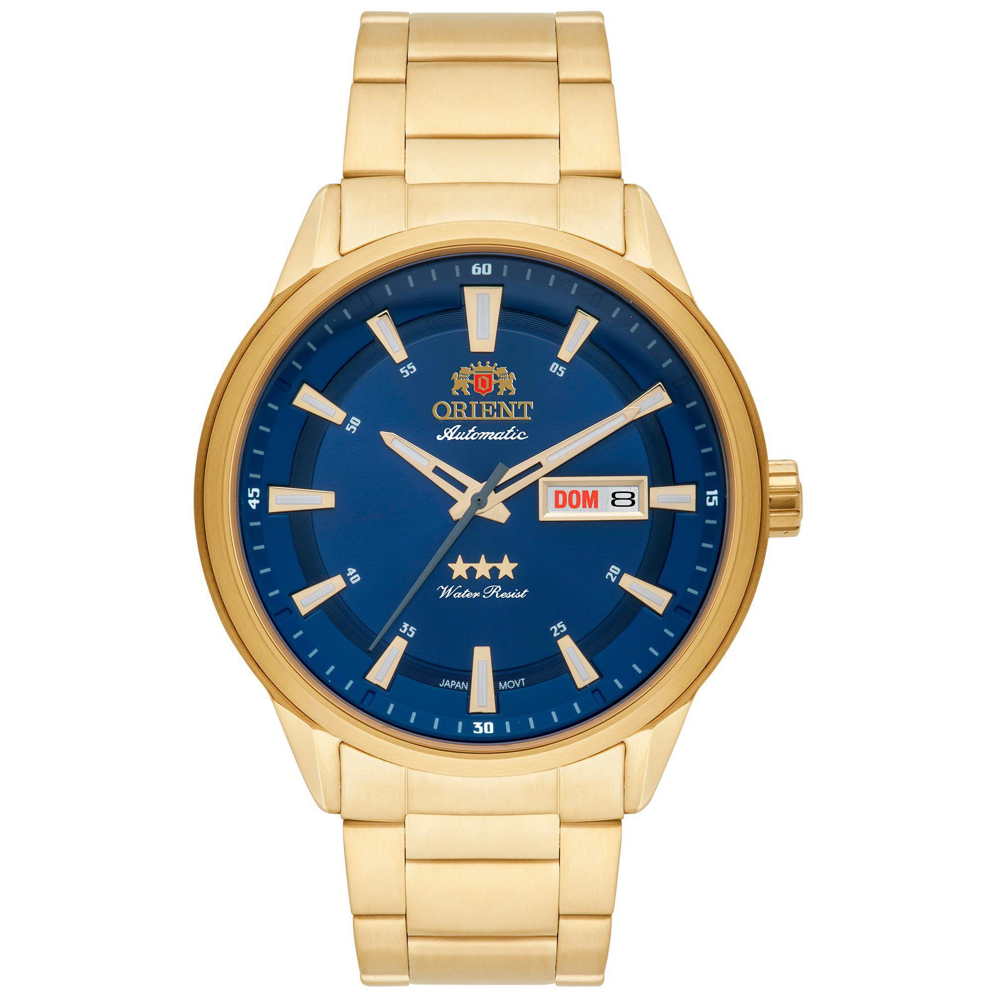 Relógio Masculino Orient 469GP065 D1KX