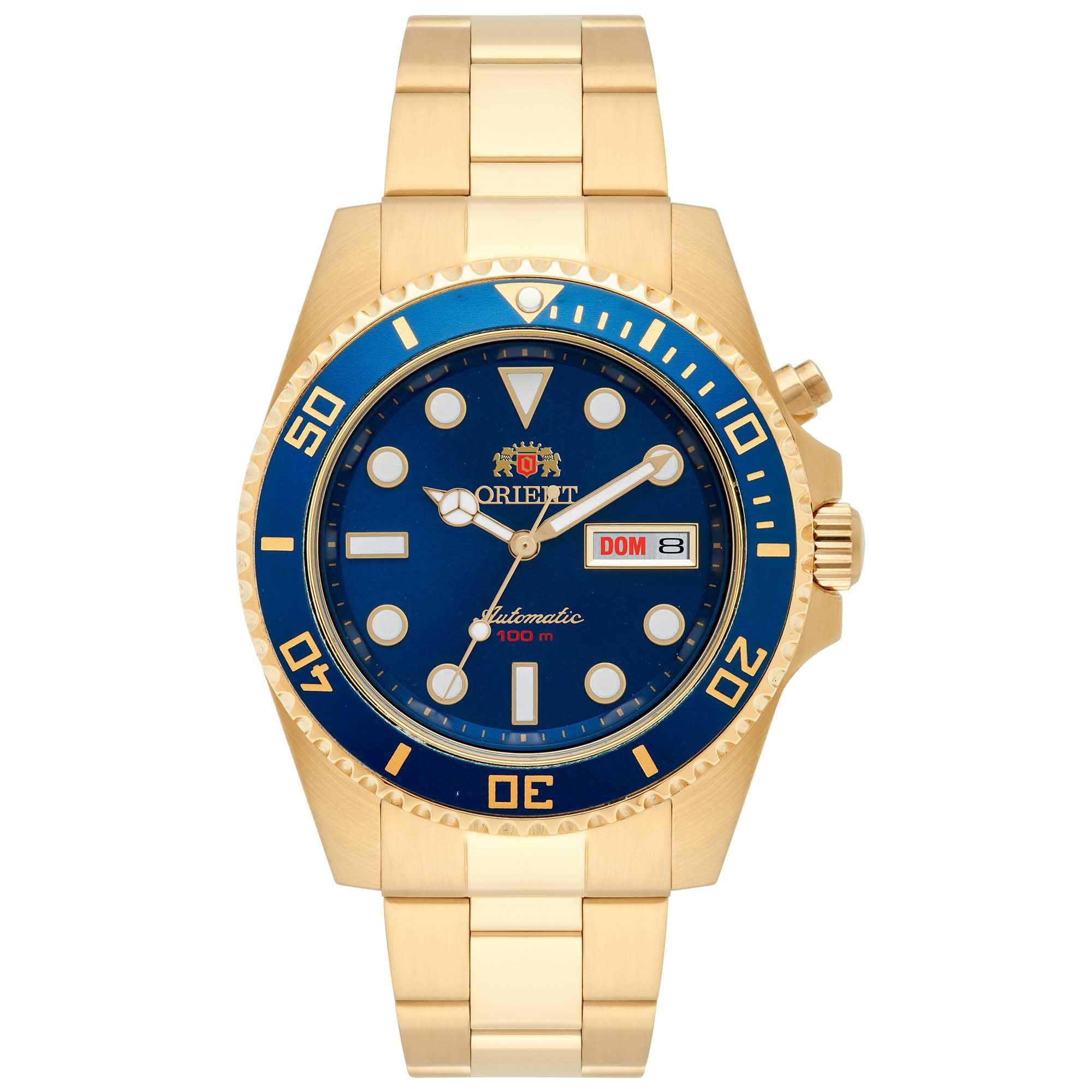 Relógio Masculino Orient 469GP066 D1KX