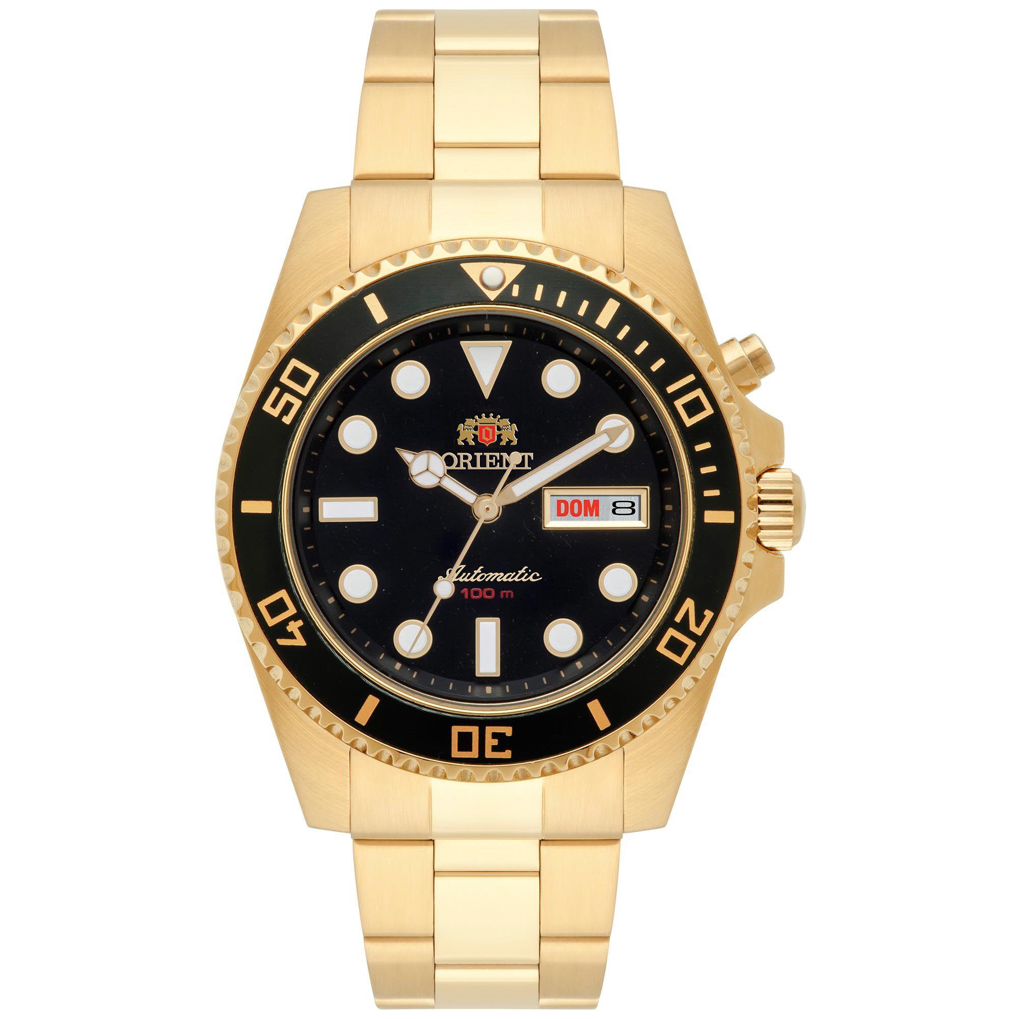 Relógio Masculino Orient 469GP066 P1KX