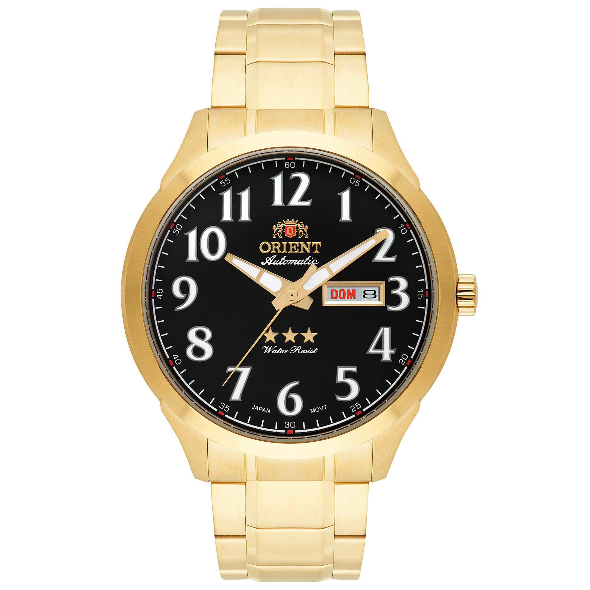 Relógio Masculino Orient 469GP074 P2KX