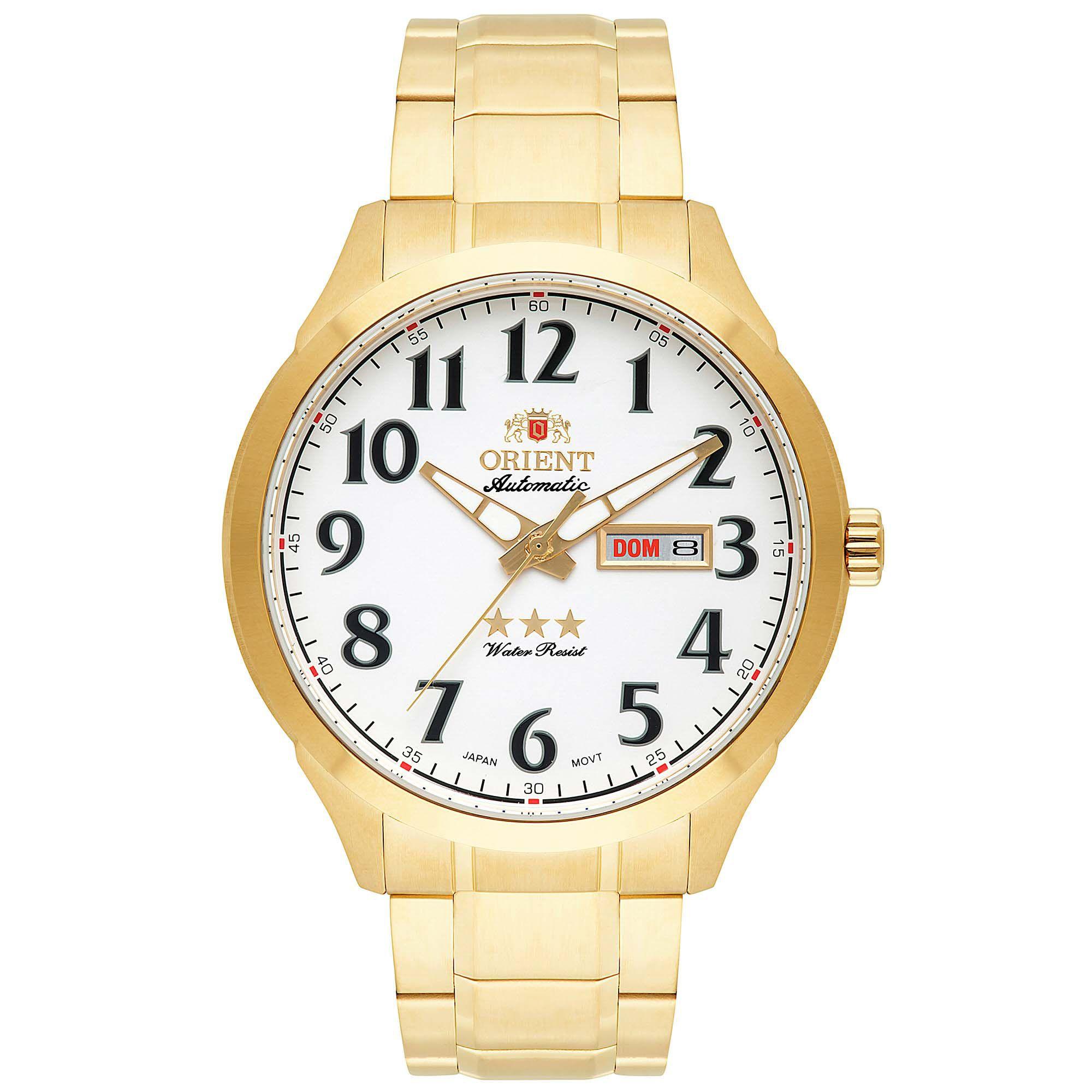 Relógio Masculino Orient 469GP074 S2KX