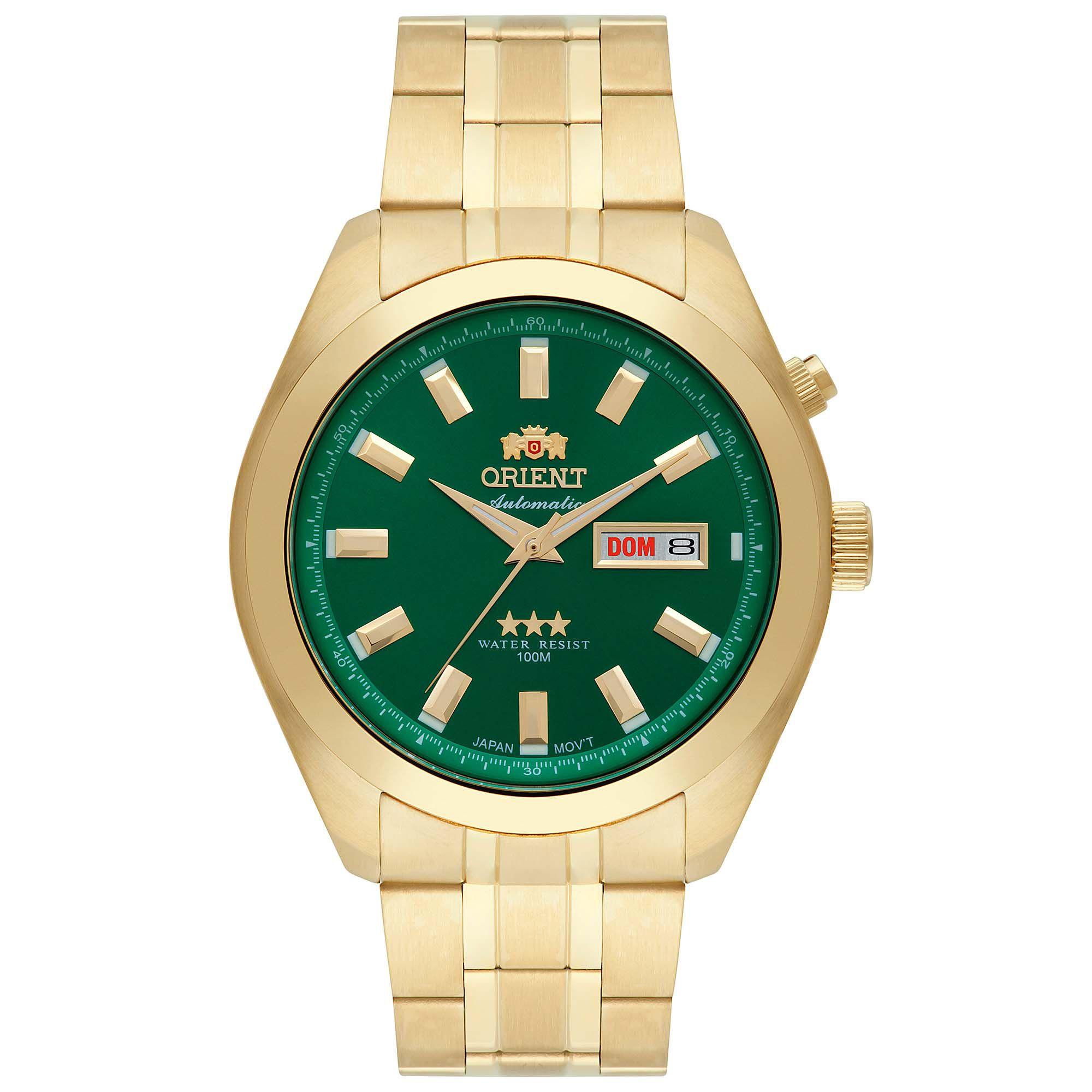 Relógio Masculino Orient 469GP075 E1KX
