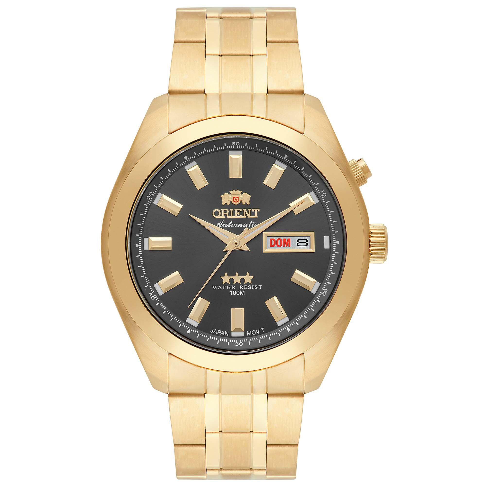 Relógio Masculino Orient 469GP075 G1KX