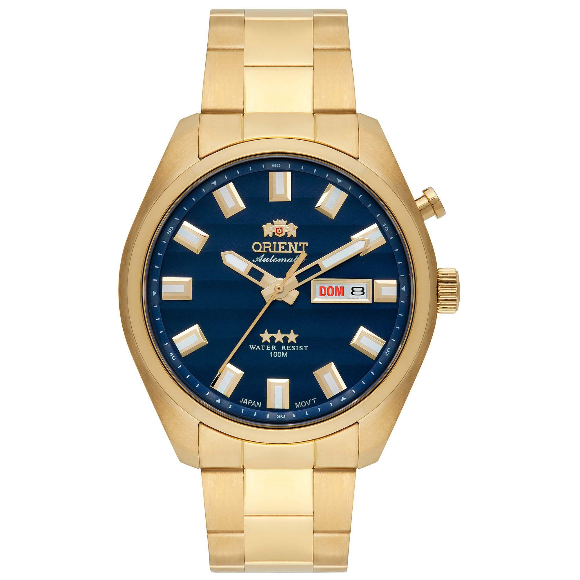 Relógio Masculino Orient 469GP076 D1KX