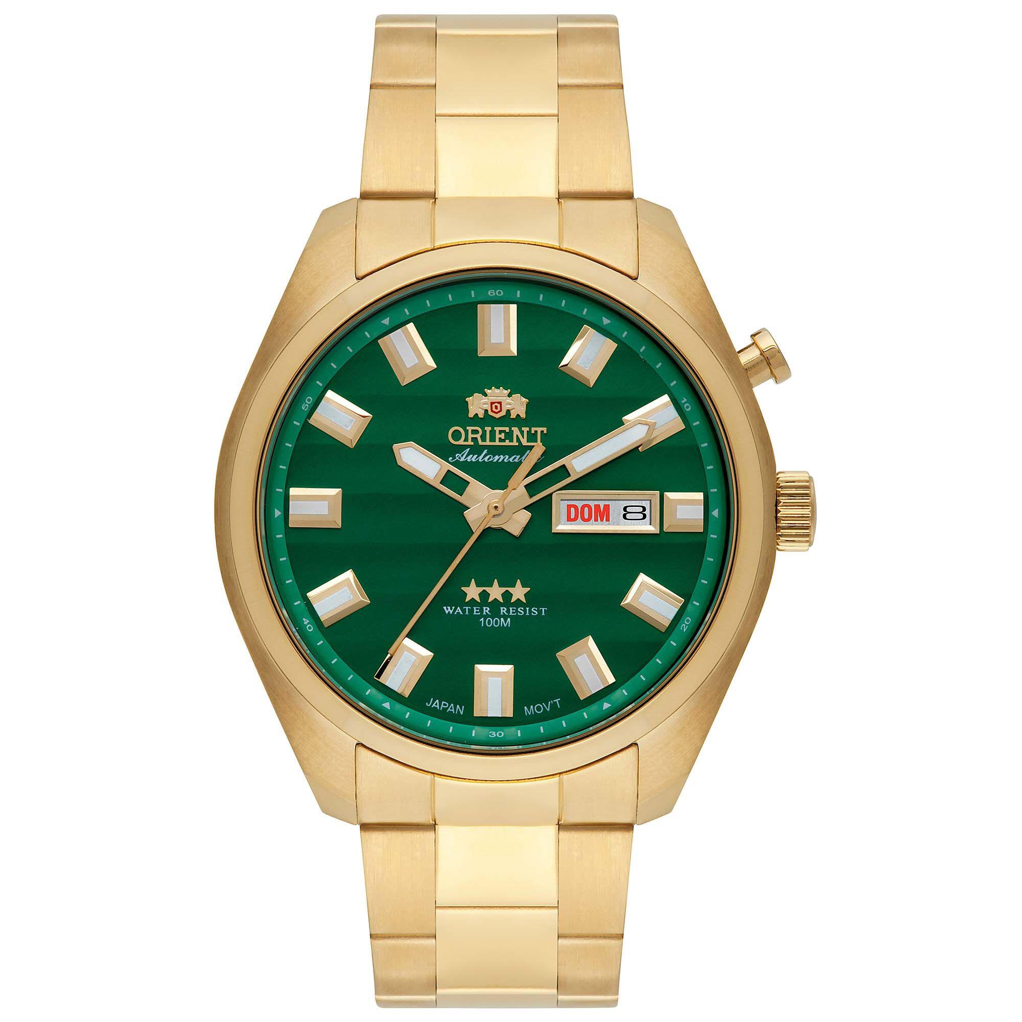 Relógio Masculino Orient 469GP076 E1KX