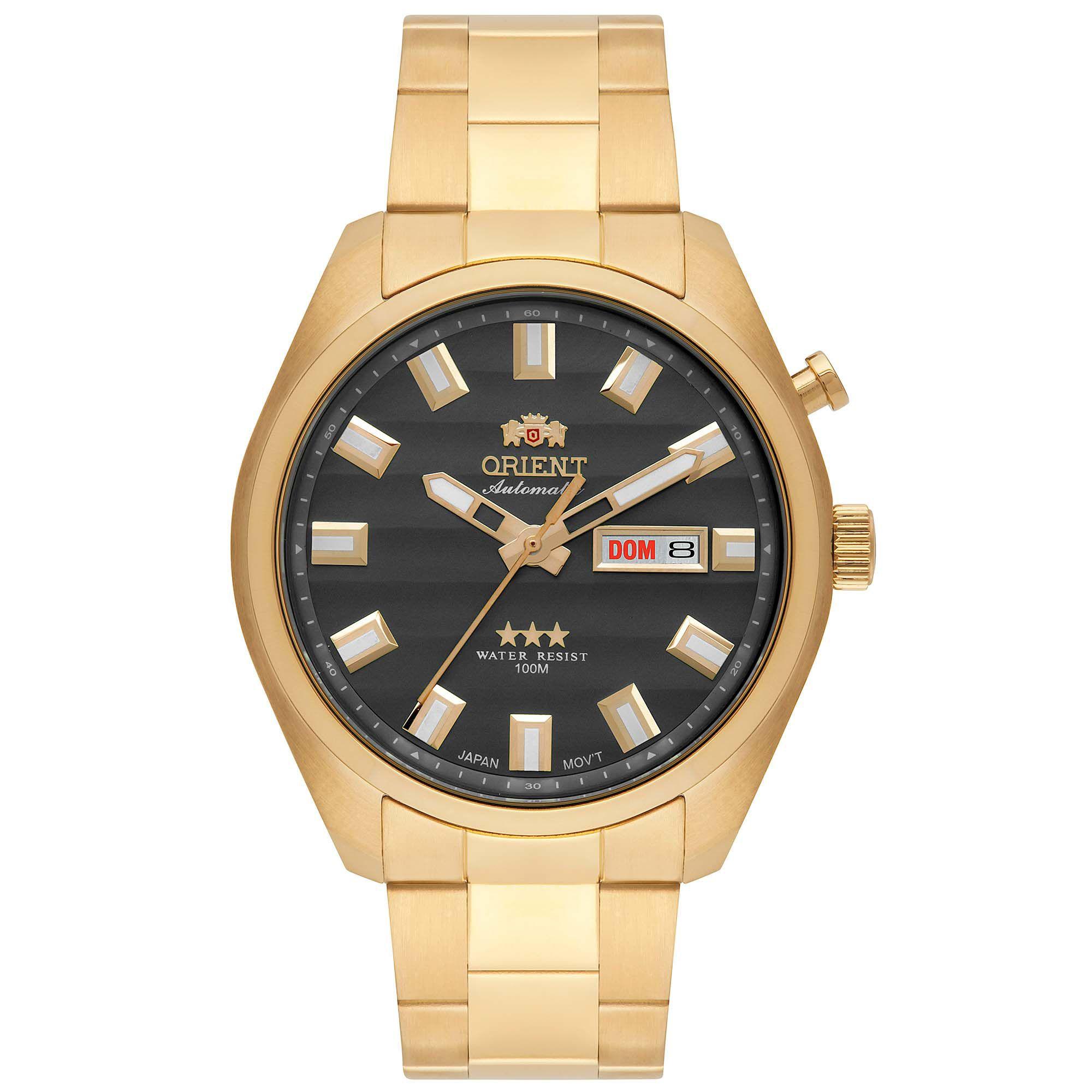 Relógio Masculino Orient 469GP076 G1KX