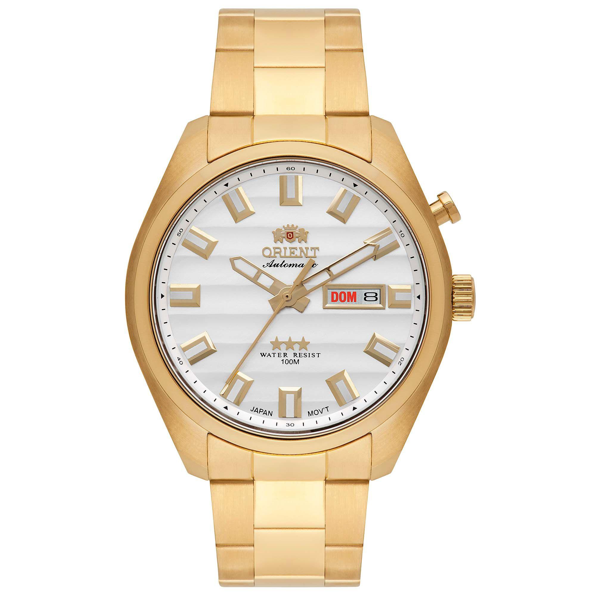 Relógio Masculino Orient 469GP076 S1KX