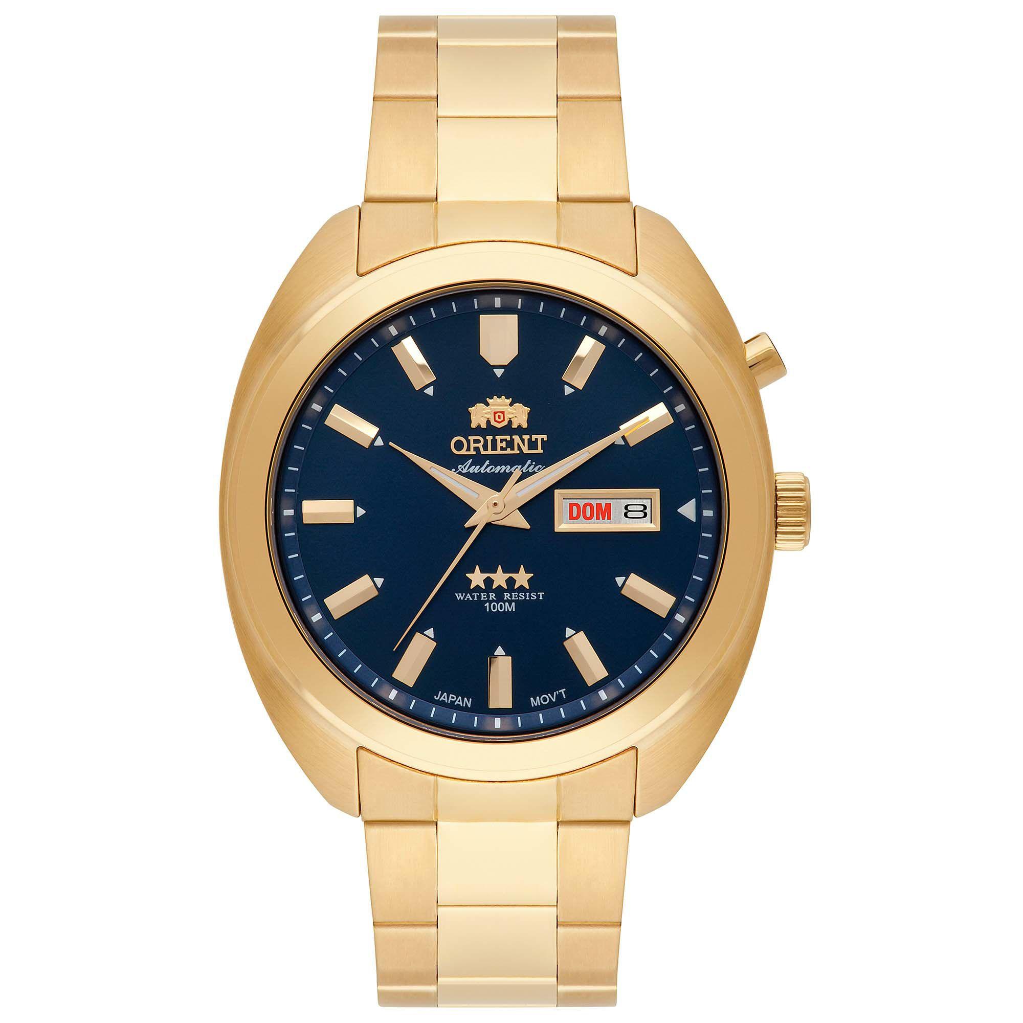 Relógio Masculino Orient 469GP077 D1KX