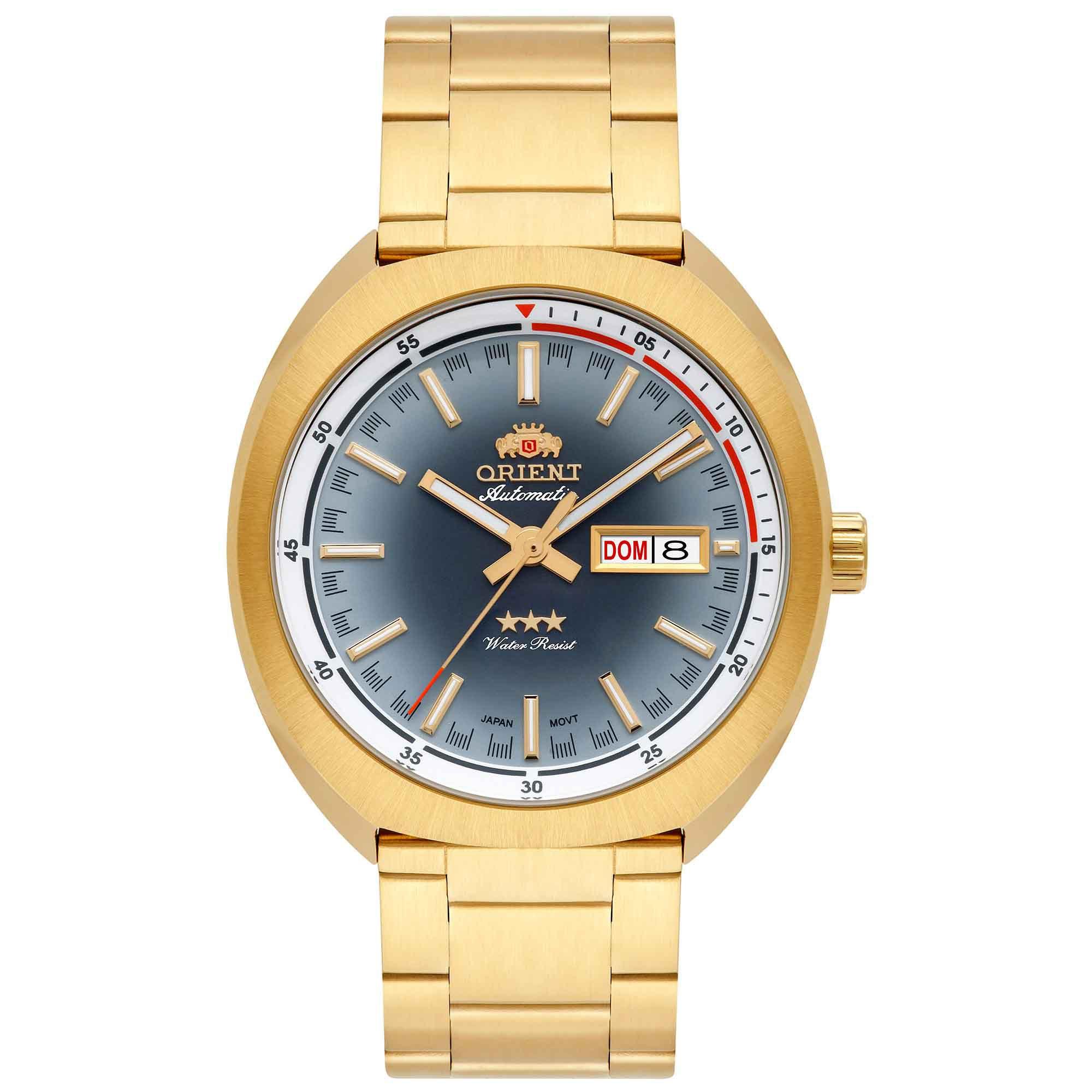 Relógio Masculino Orient 469GP082 G1KX
