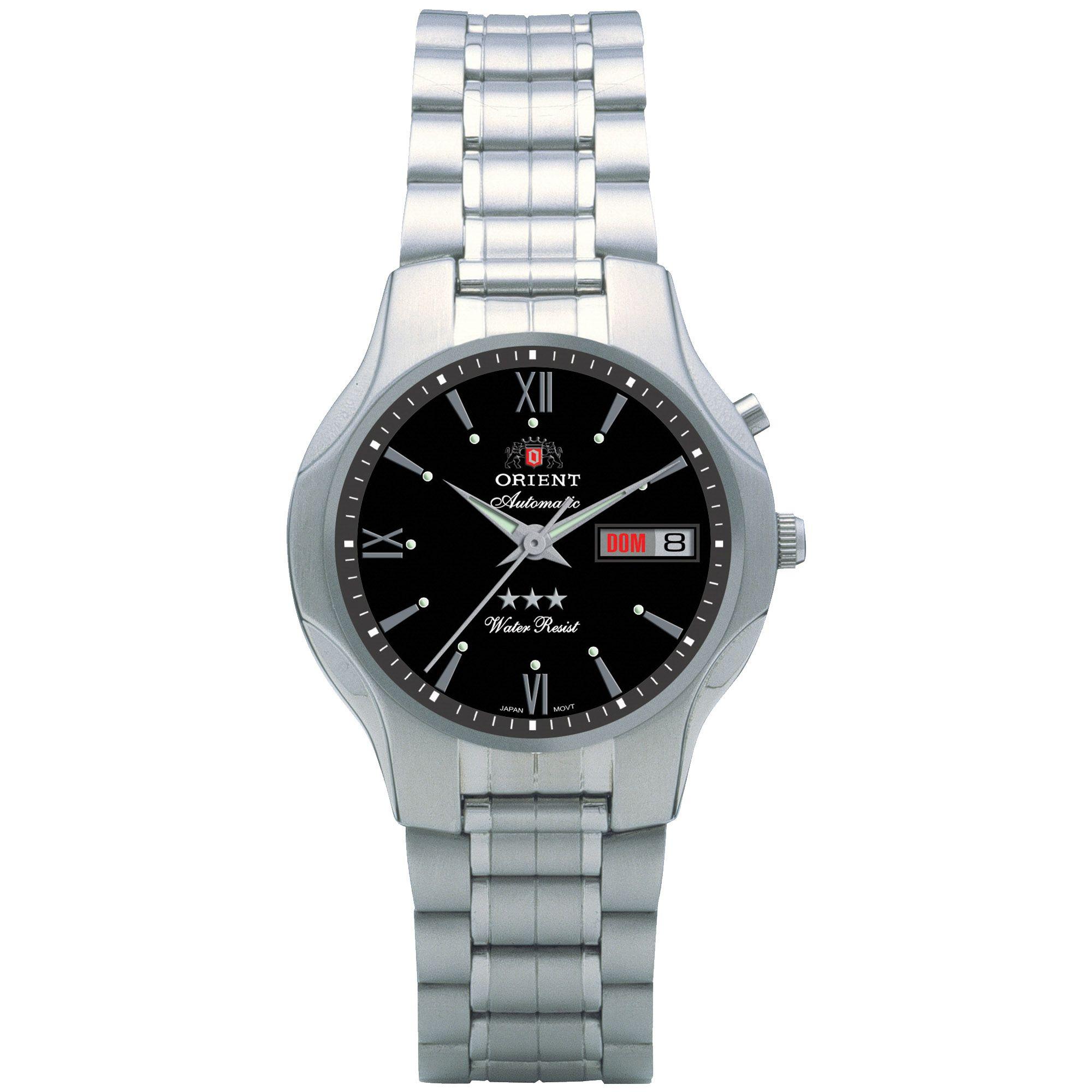 Relógio Masculino Orient 469SS001 P3SX