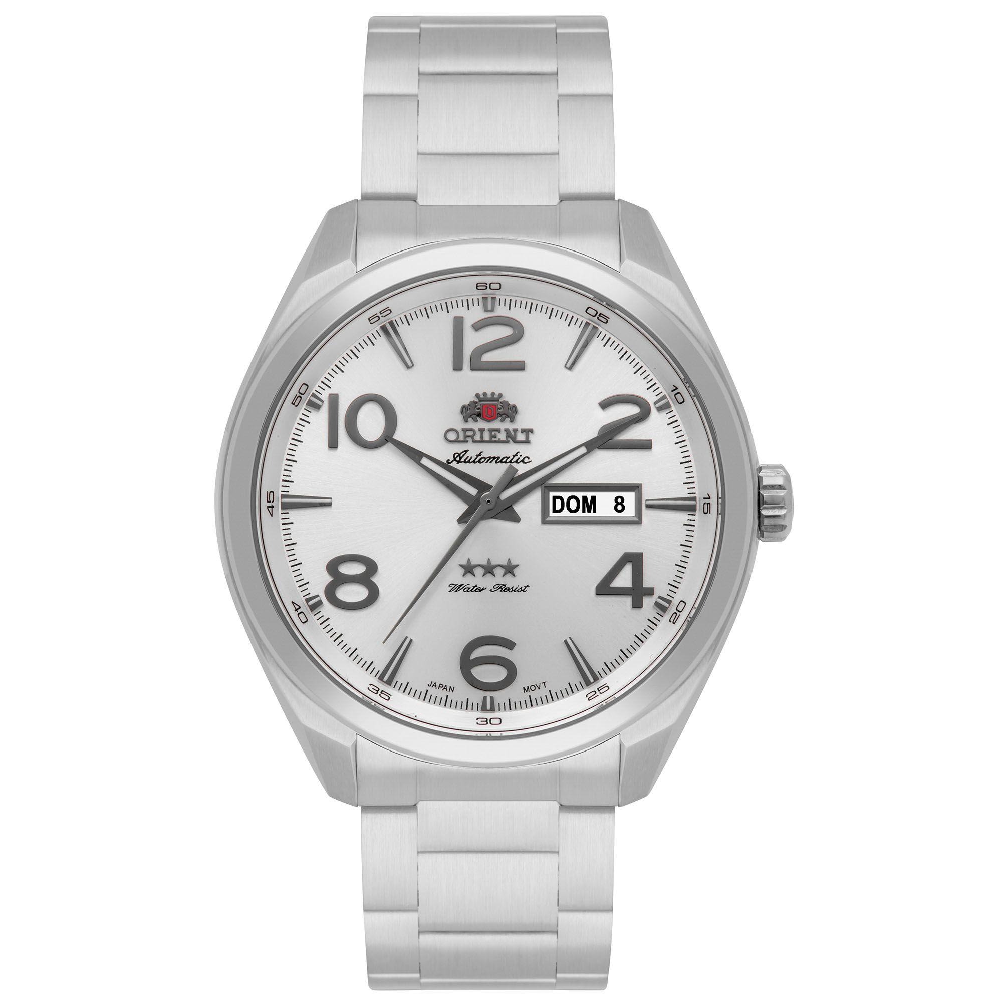 Relógio Masculino Orient 469SS062 S2SX